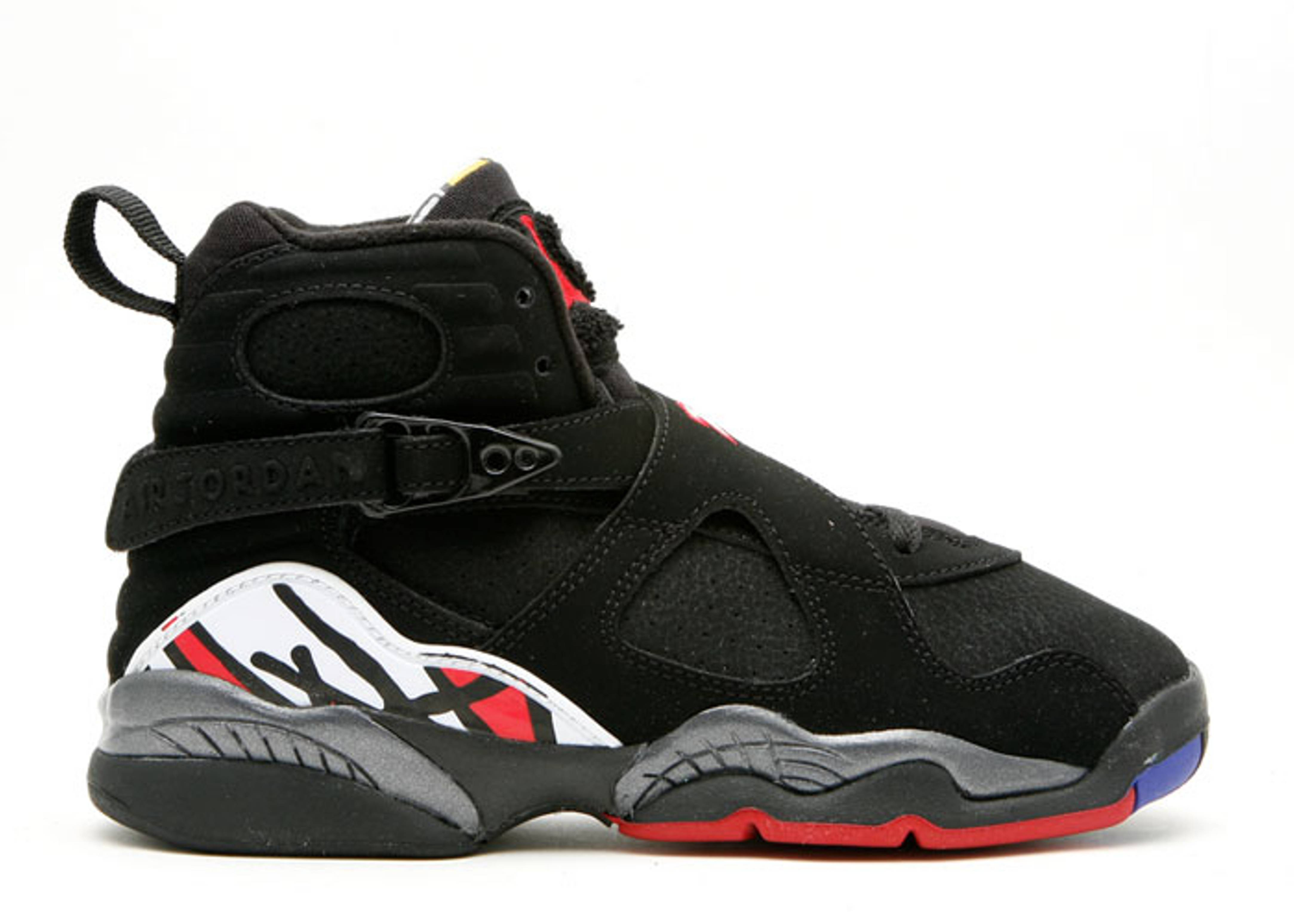 "air jordan 8 retro (gs) ""playoffs"""