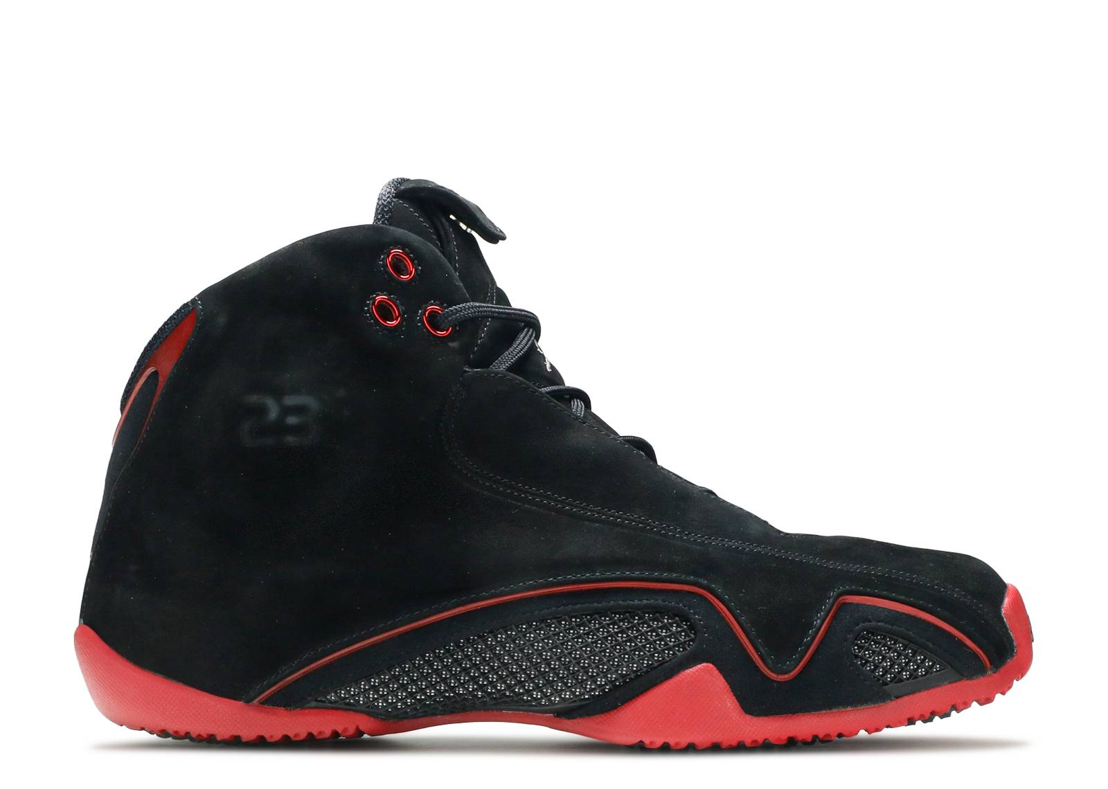 air jordan 21 black red