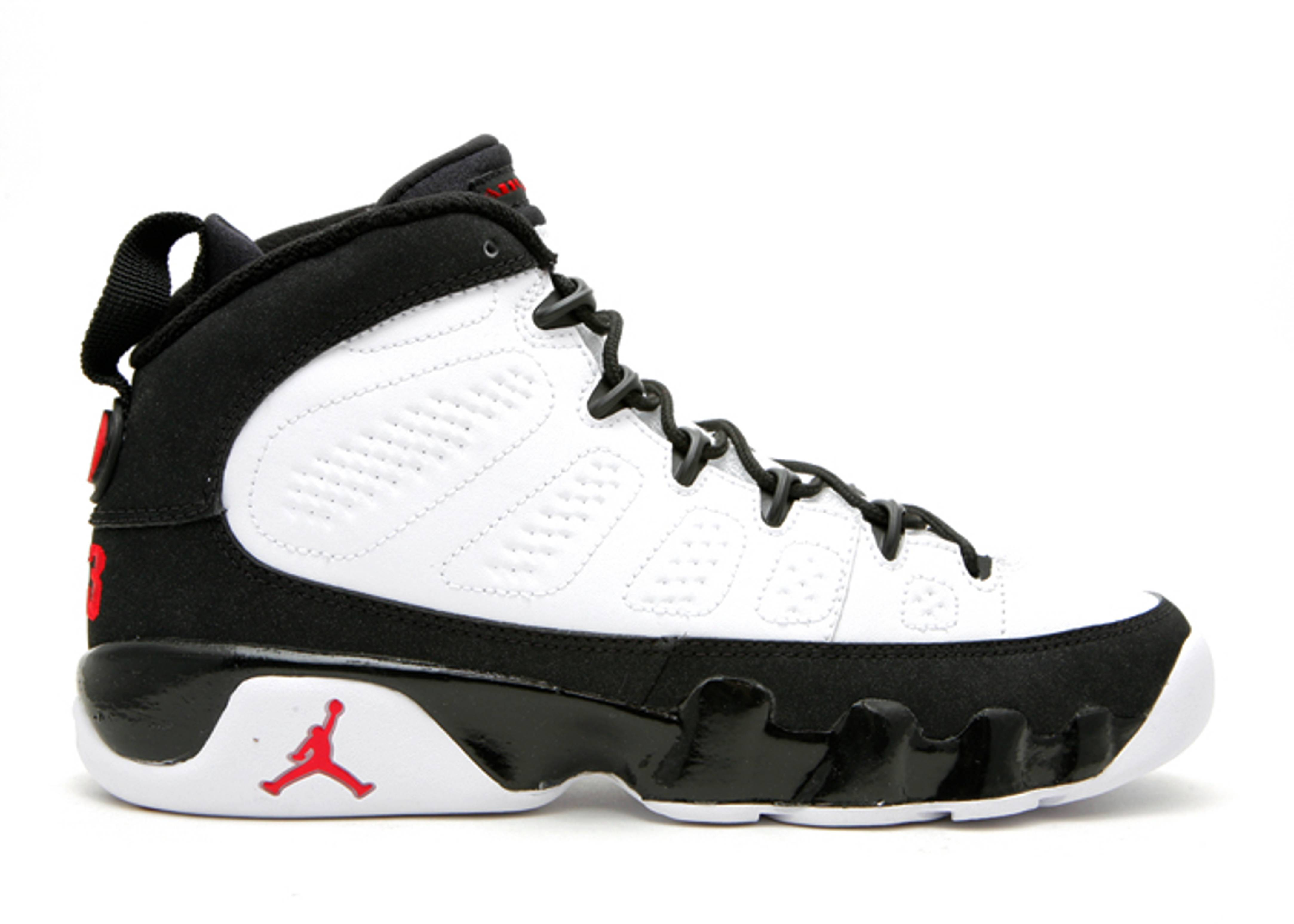 "air jordan 9 retro (gs) ""countdown pack"""