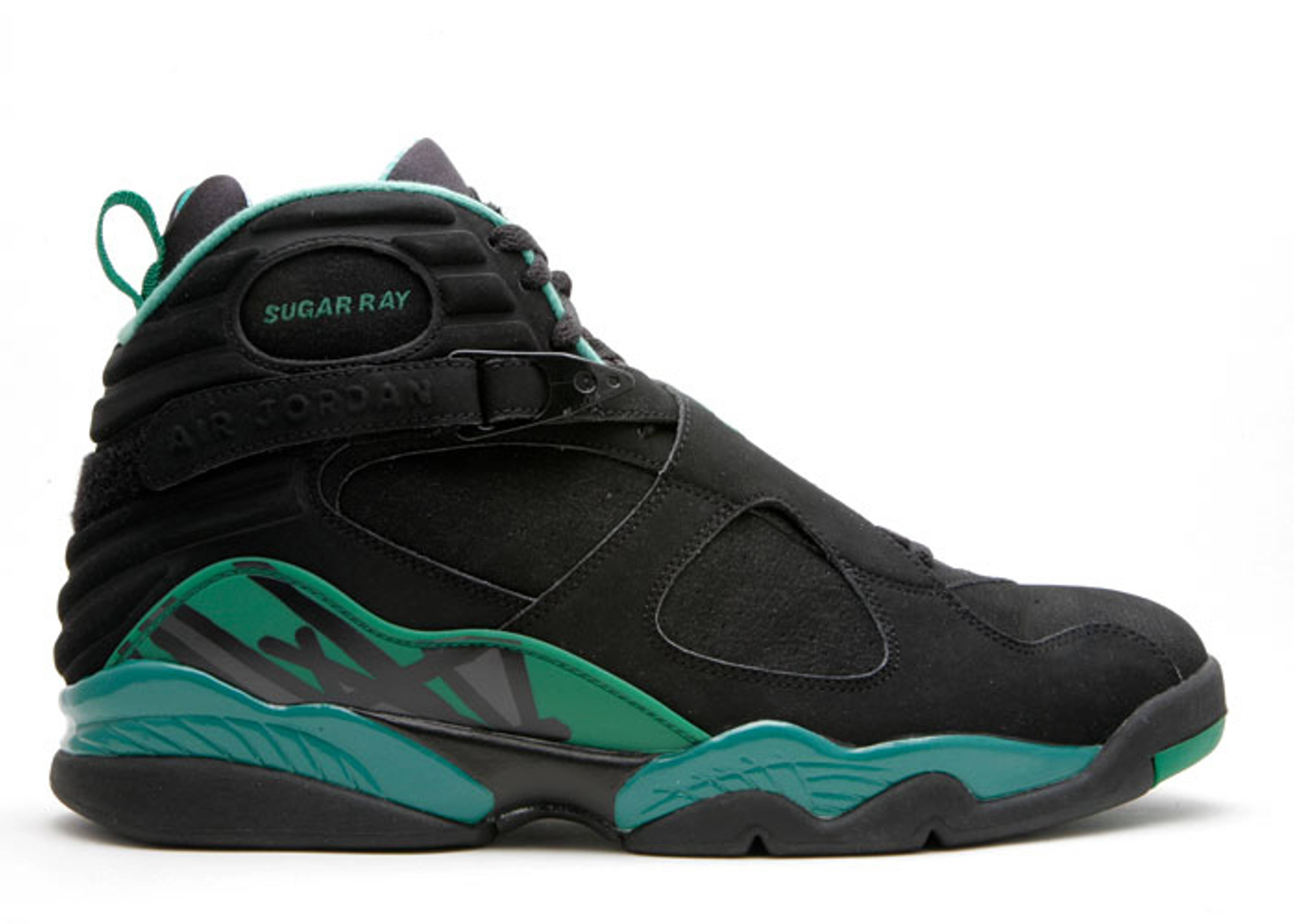 "air jordan 8 retro pe ""ray allen"""