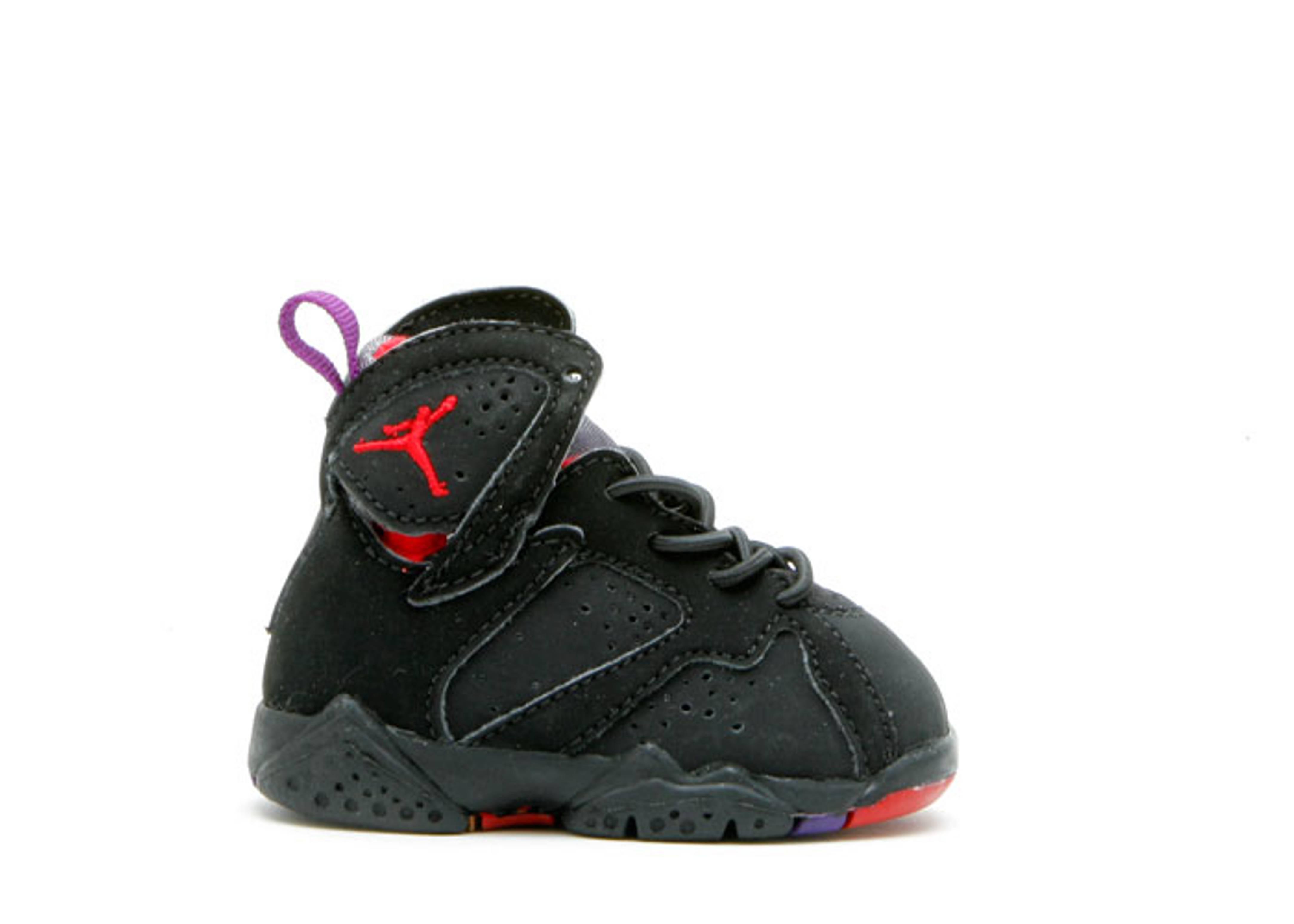 huge discount b05ee 9490d Baby Jordan 7 Retro - Air Jordan - 304772 006 - black/dark ...