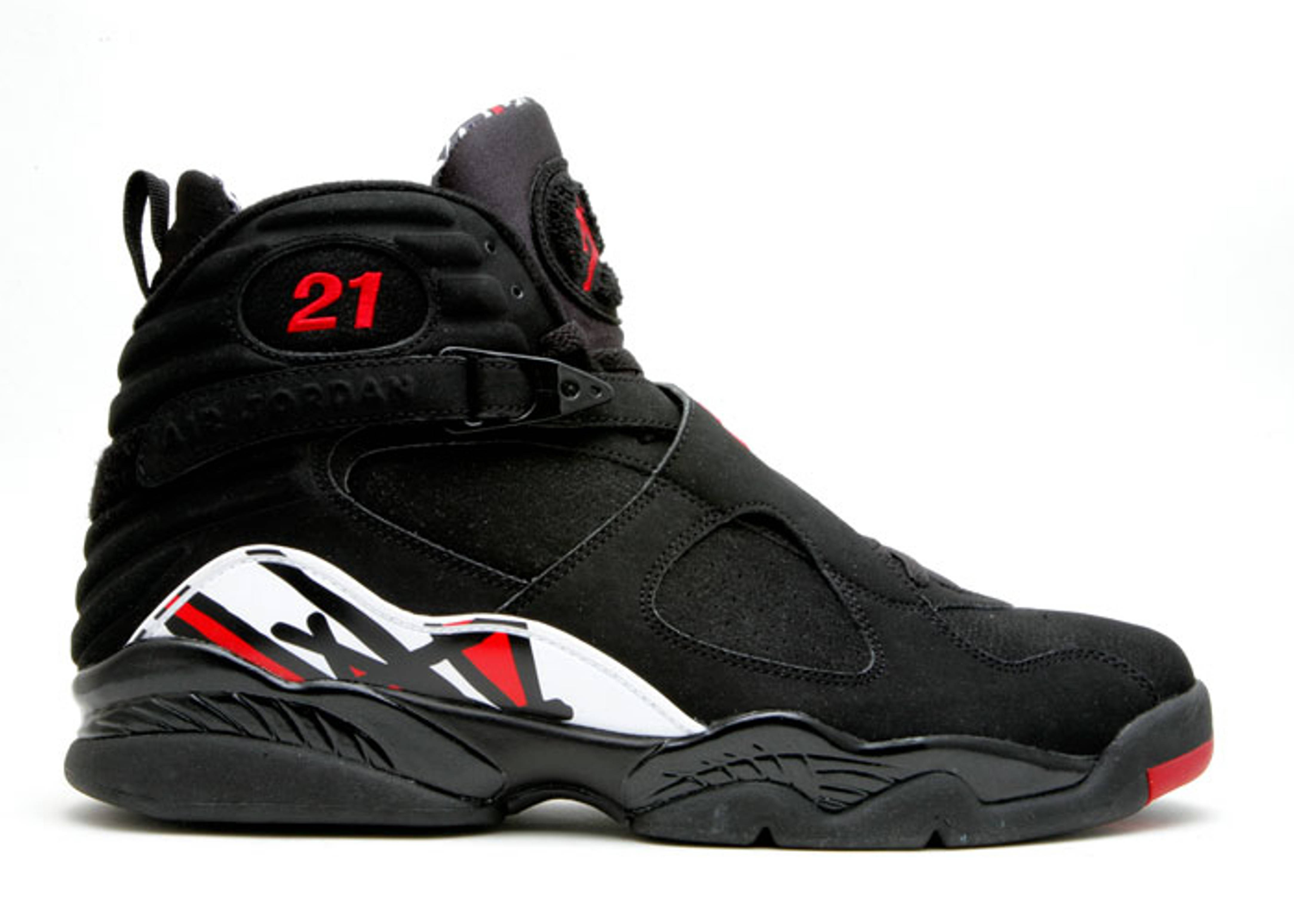 "air jordan 8 retro pe ""bobby simmons"""