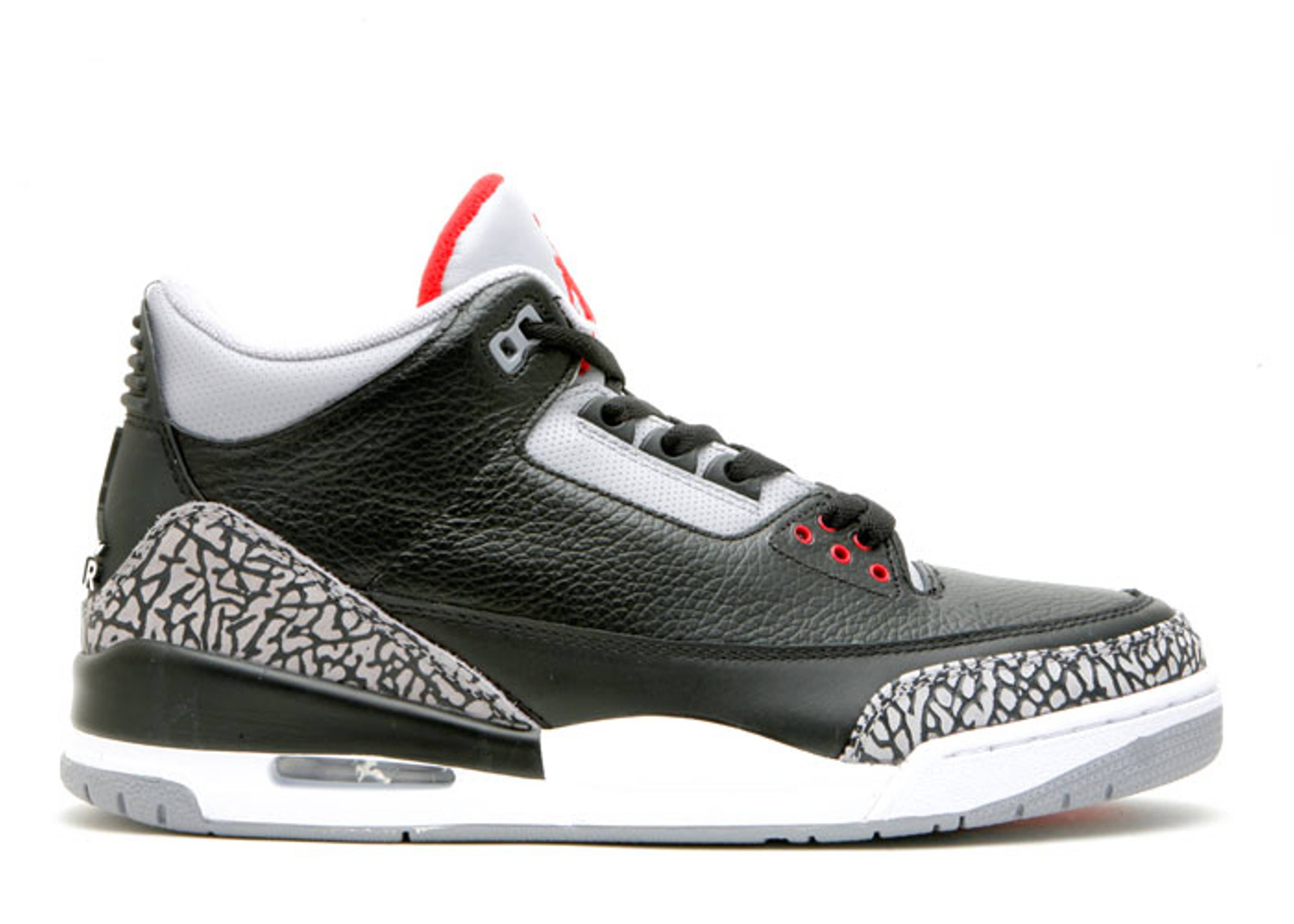 "Air Jordan 3 Retro 'Countdown Pack' ""Countdown Pack"""