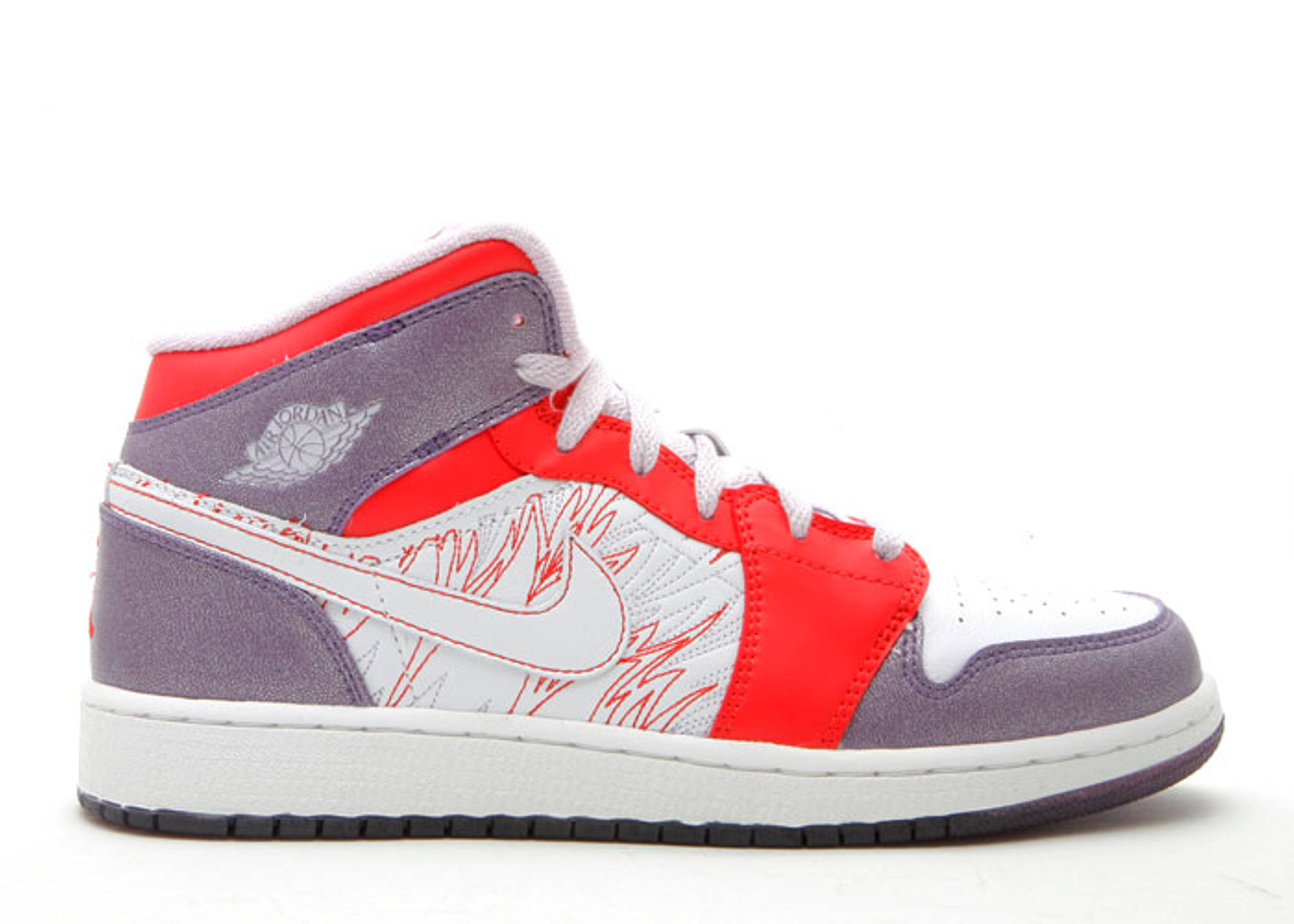 girls jordan 1 premium (gs)