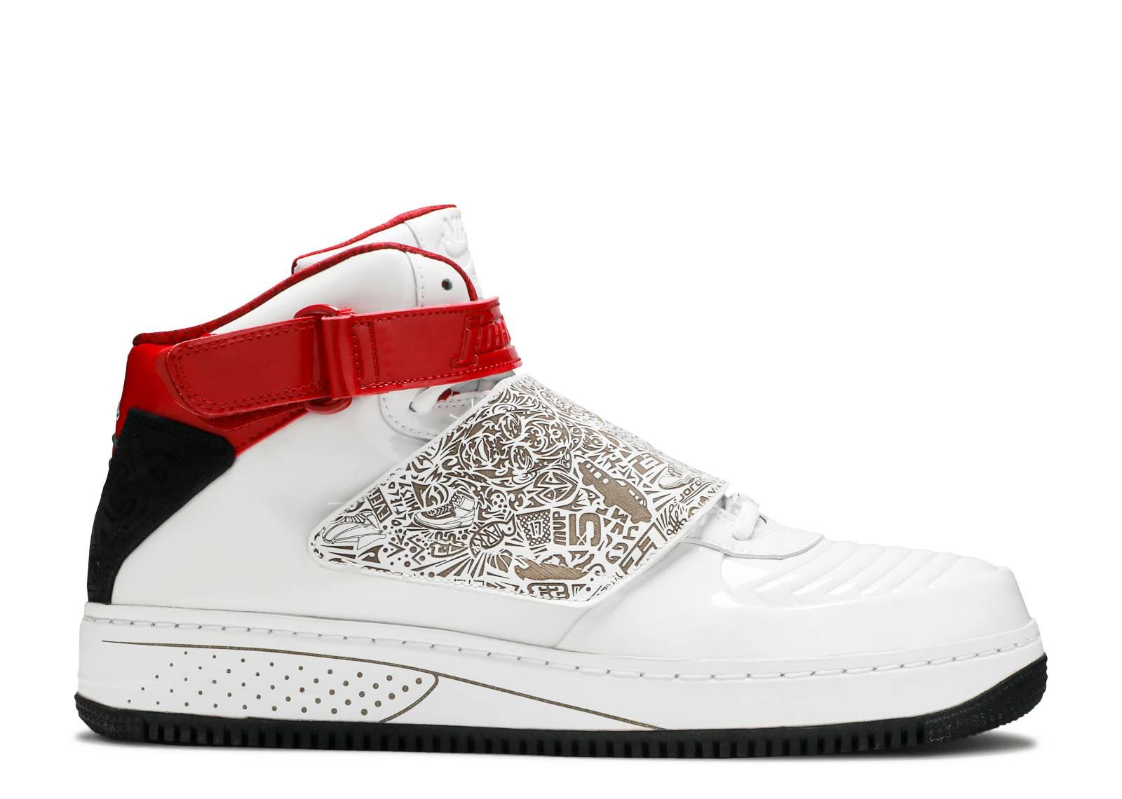 6fed80487261 Ajf 20 - Air Jordan - 331823 101 - white black-red