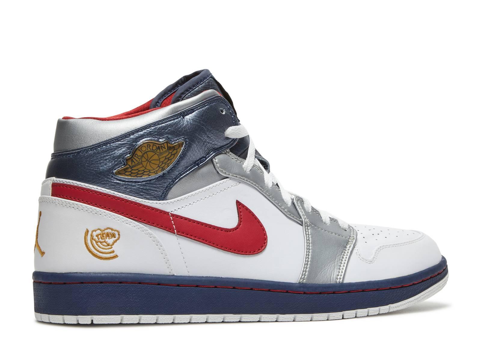 newest ede0a 6ffb3 Jordan 1 Retro Olympic (2008) - 3