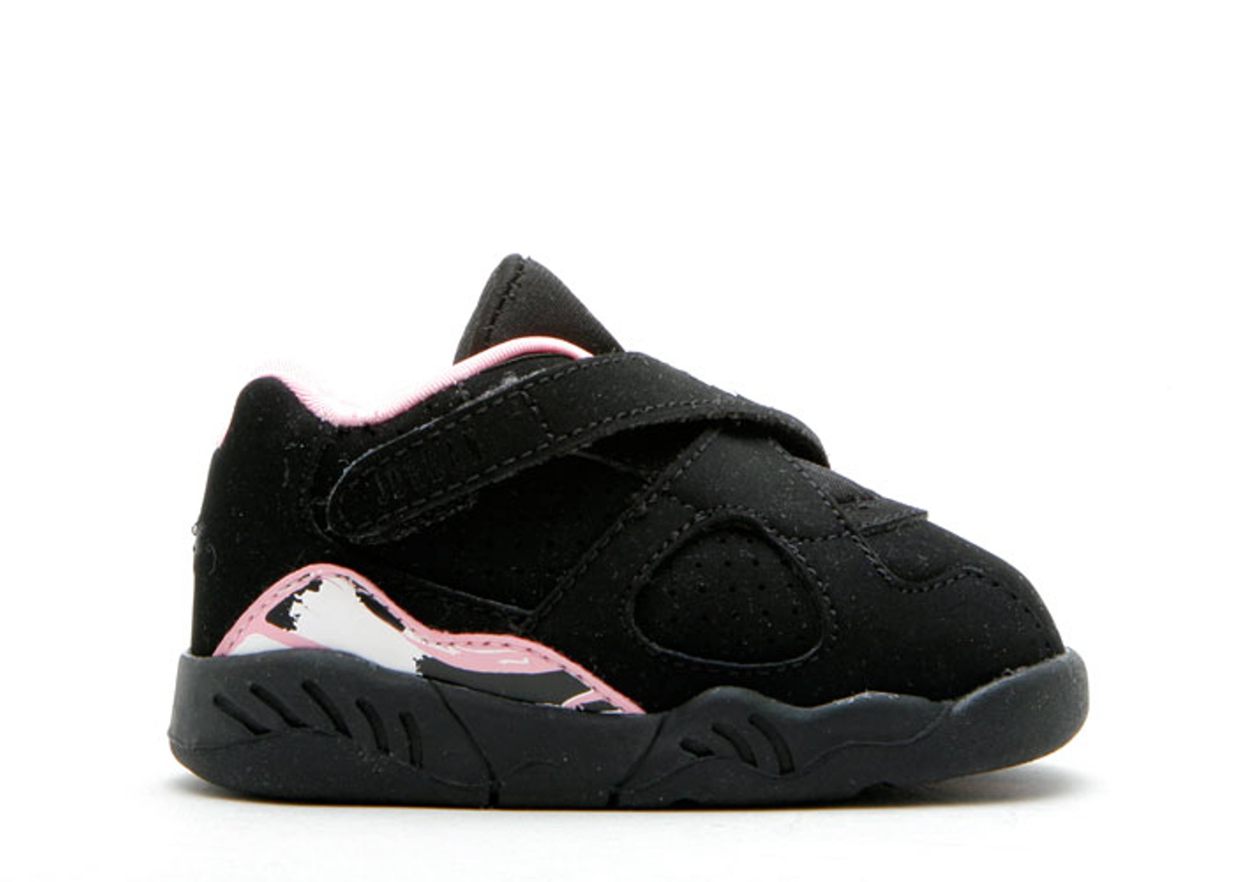 8 Retro Low (td) - Air Jordan - 317641 061 - black/real pink