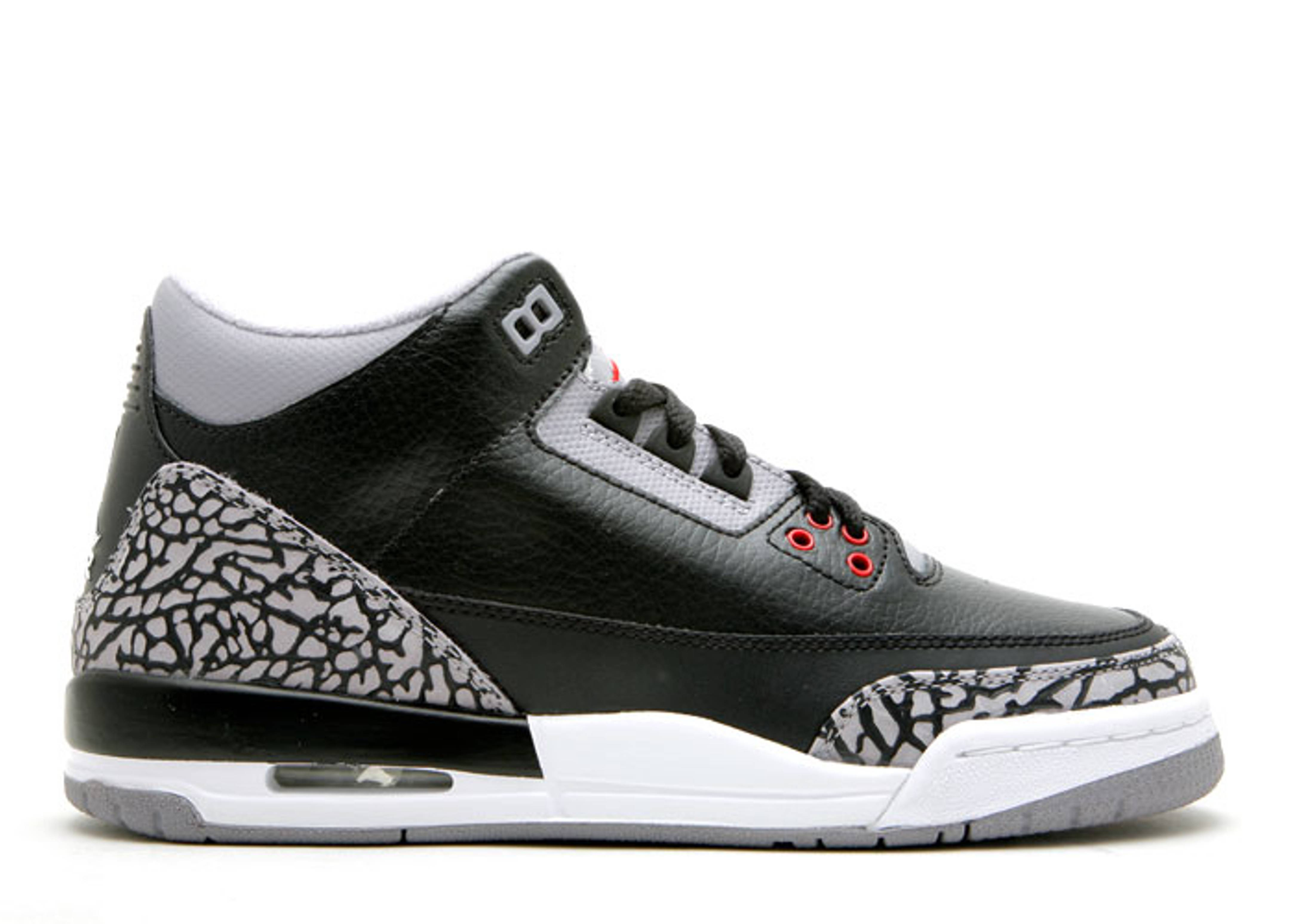 "air jordan 3 retro (gs) ""countdown pack"""