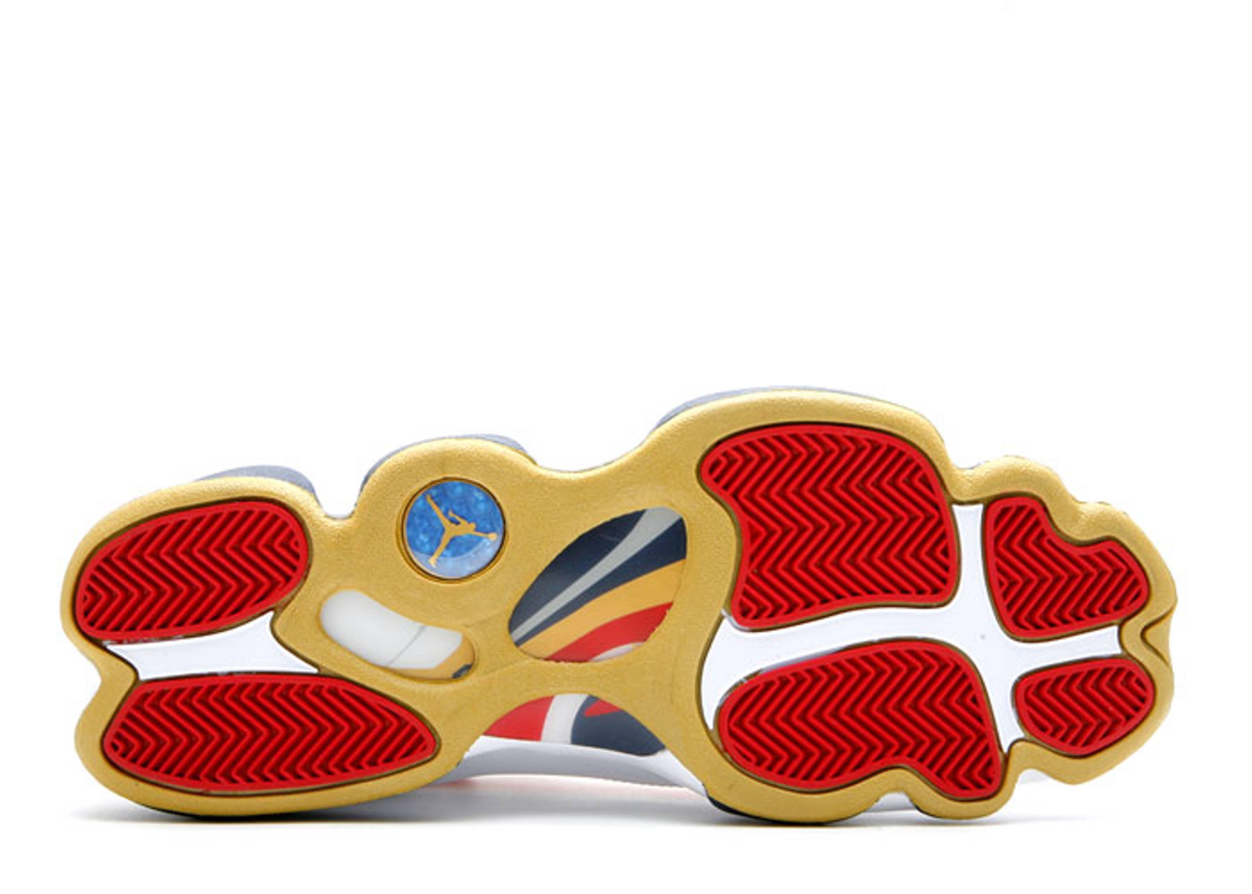 dd74e65576c25d Jordan 6 Rings - Air Jordan - 322992 163 - white varsity red-wheat-midnight  navy