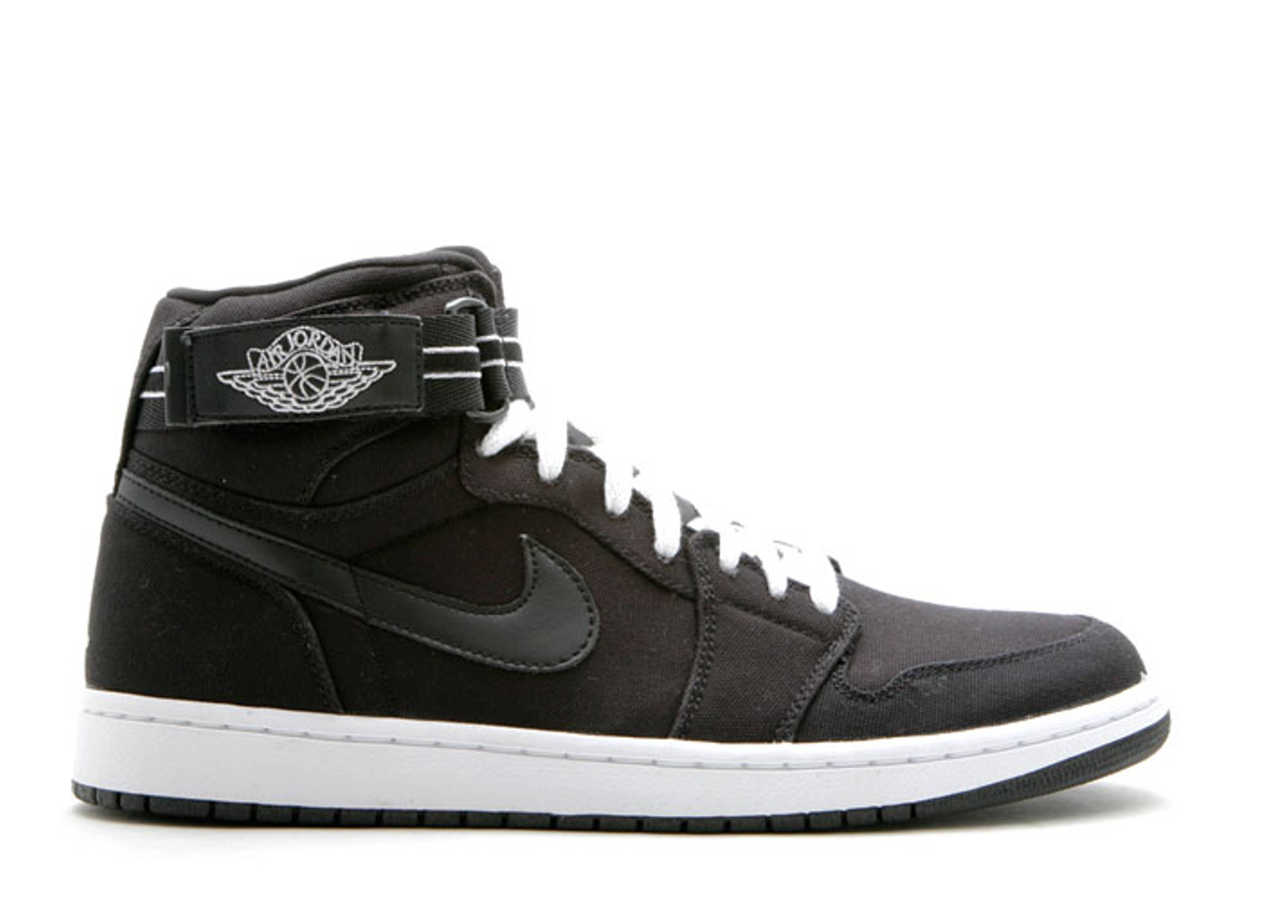"air jordan 1 high strap ""canvas"""