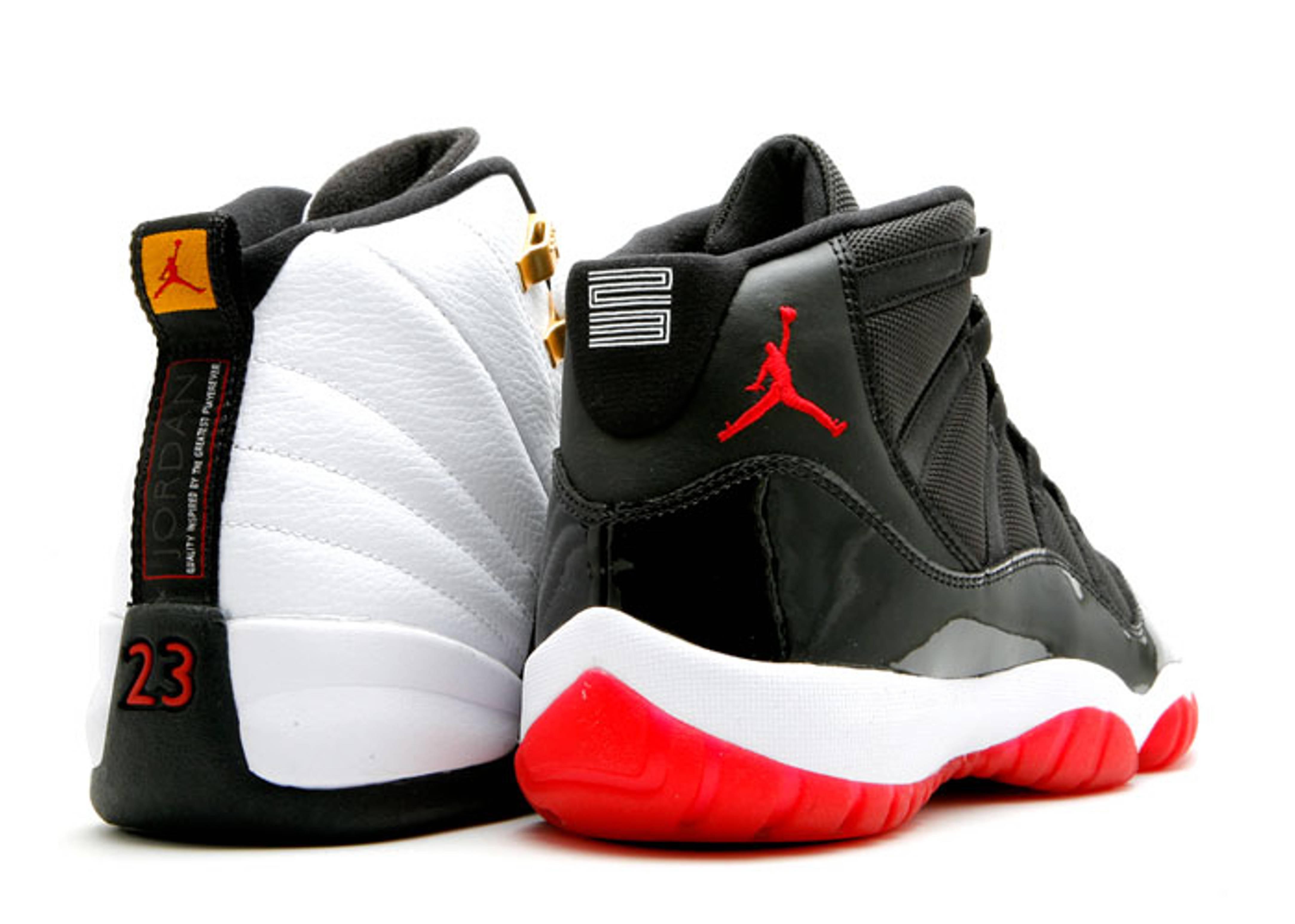 "jordan collezione 11/12 (gs) ""countdown pack"""