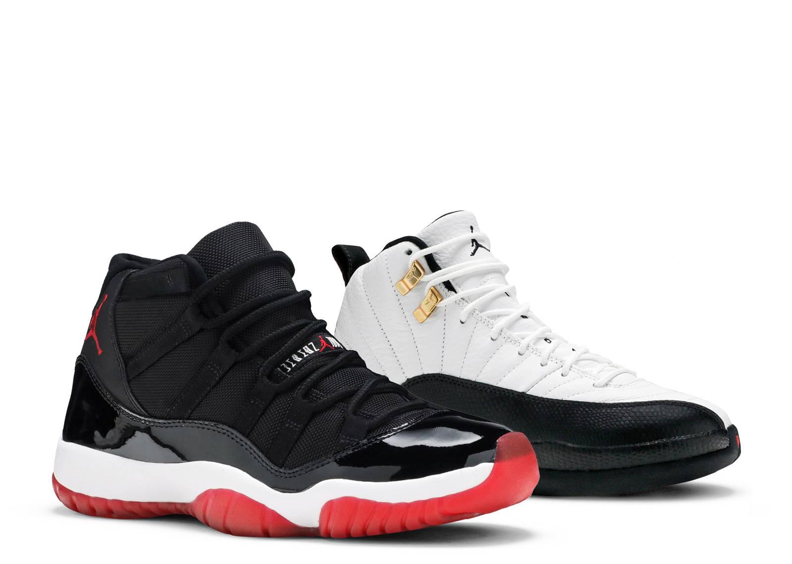 "jordan collezione 11/12 ""countdown pack"""