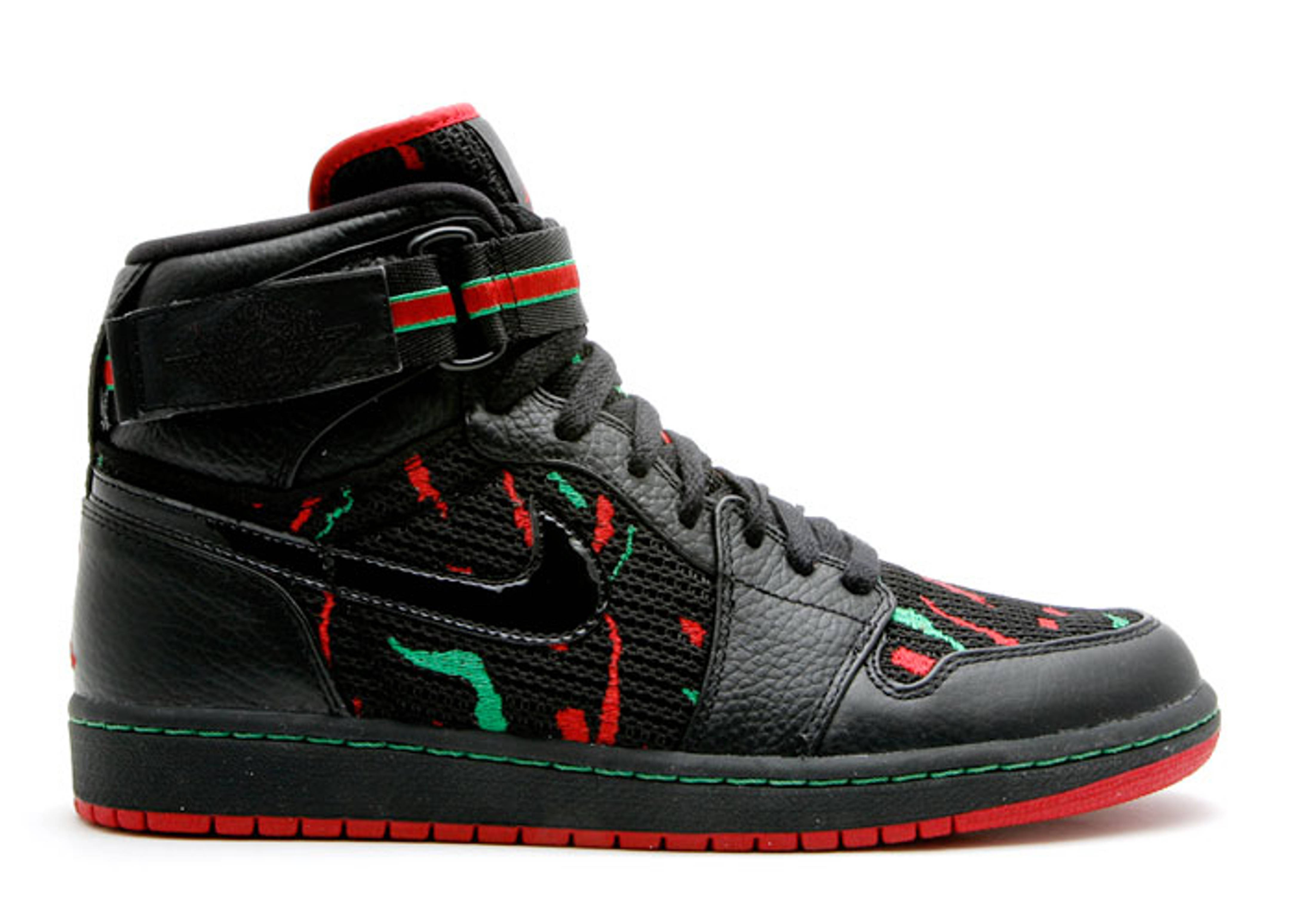 "air jordan 1 high strap ""a tribe called quest"""
