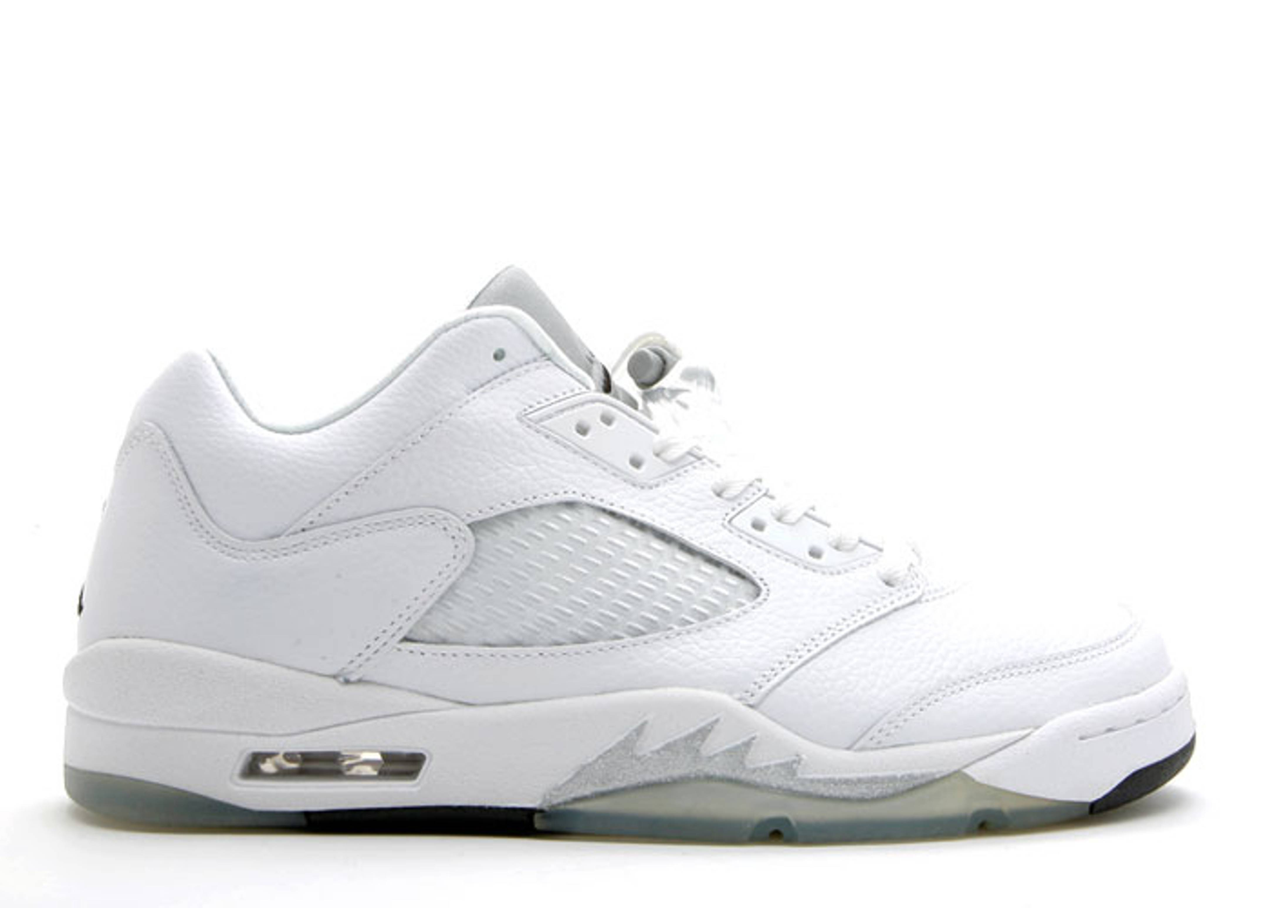 w's air jordan 5 retro low