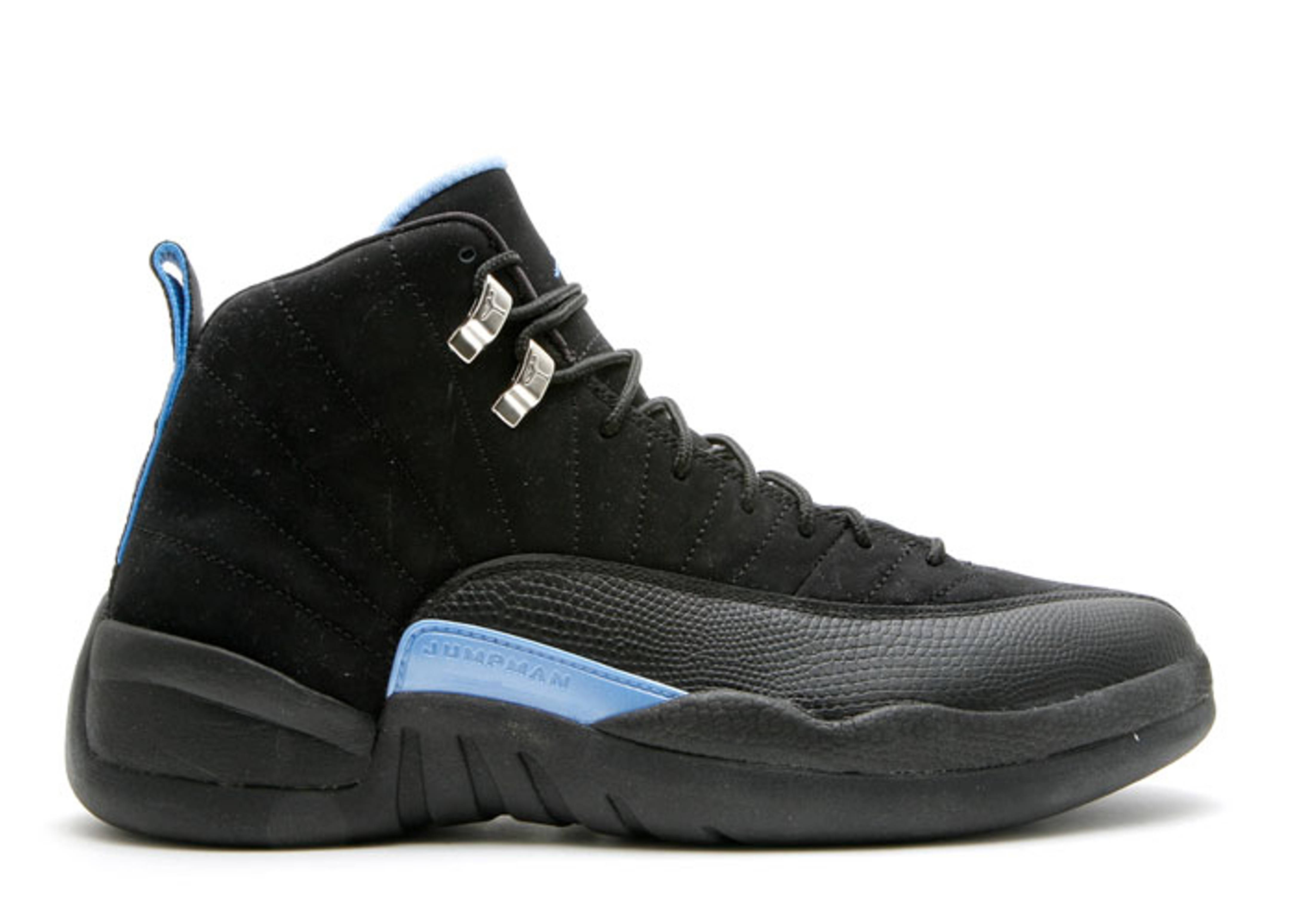 "air jordan 12 retro ""nubuck"""