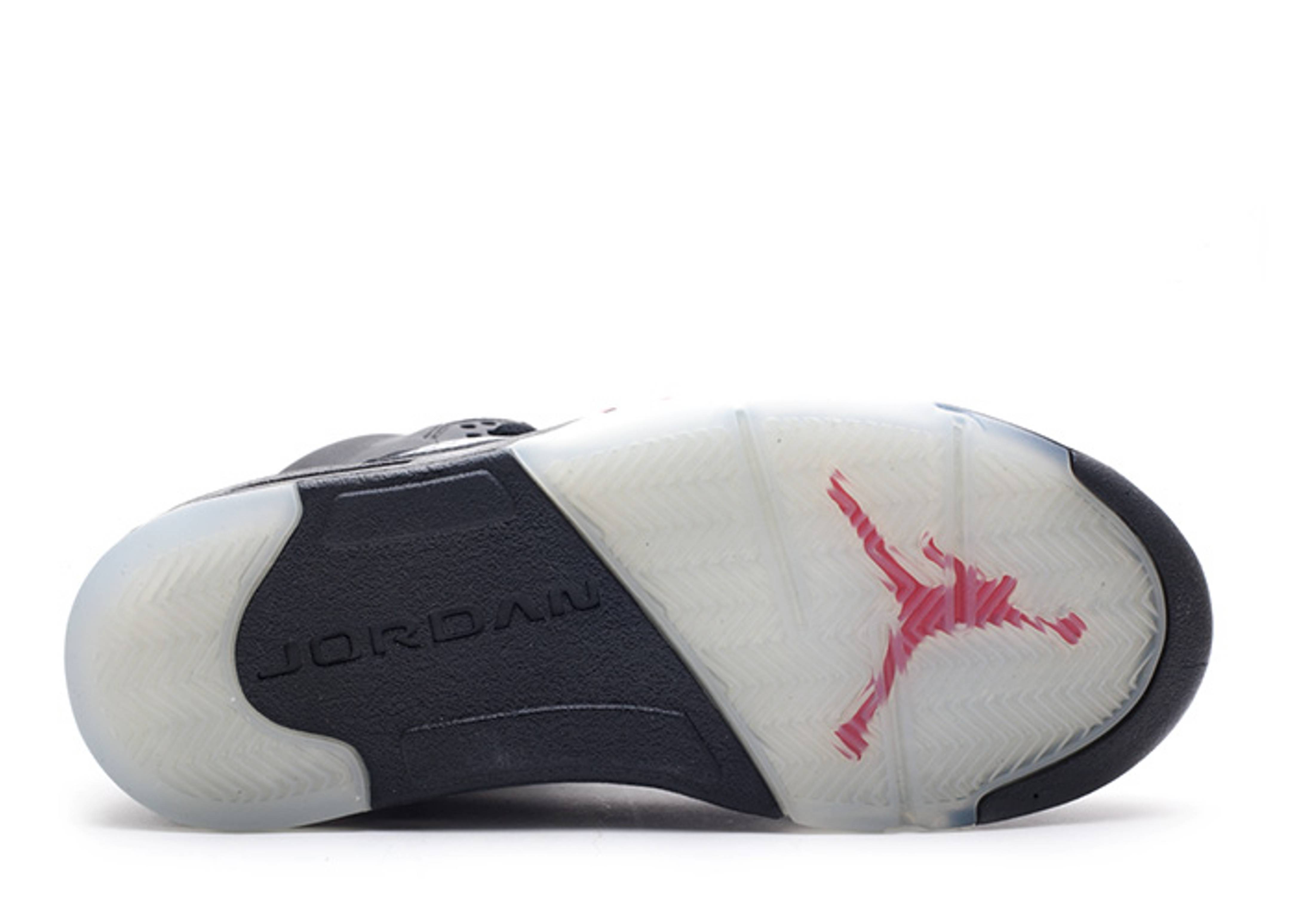 on sale ef683 3496f ... 136027-061 Air Jordan V (5) - Raging Bull Pack - black  varsity red  air  jordan 5 retro ...