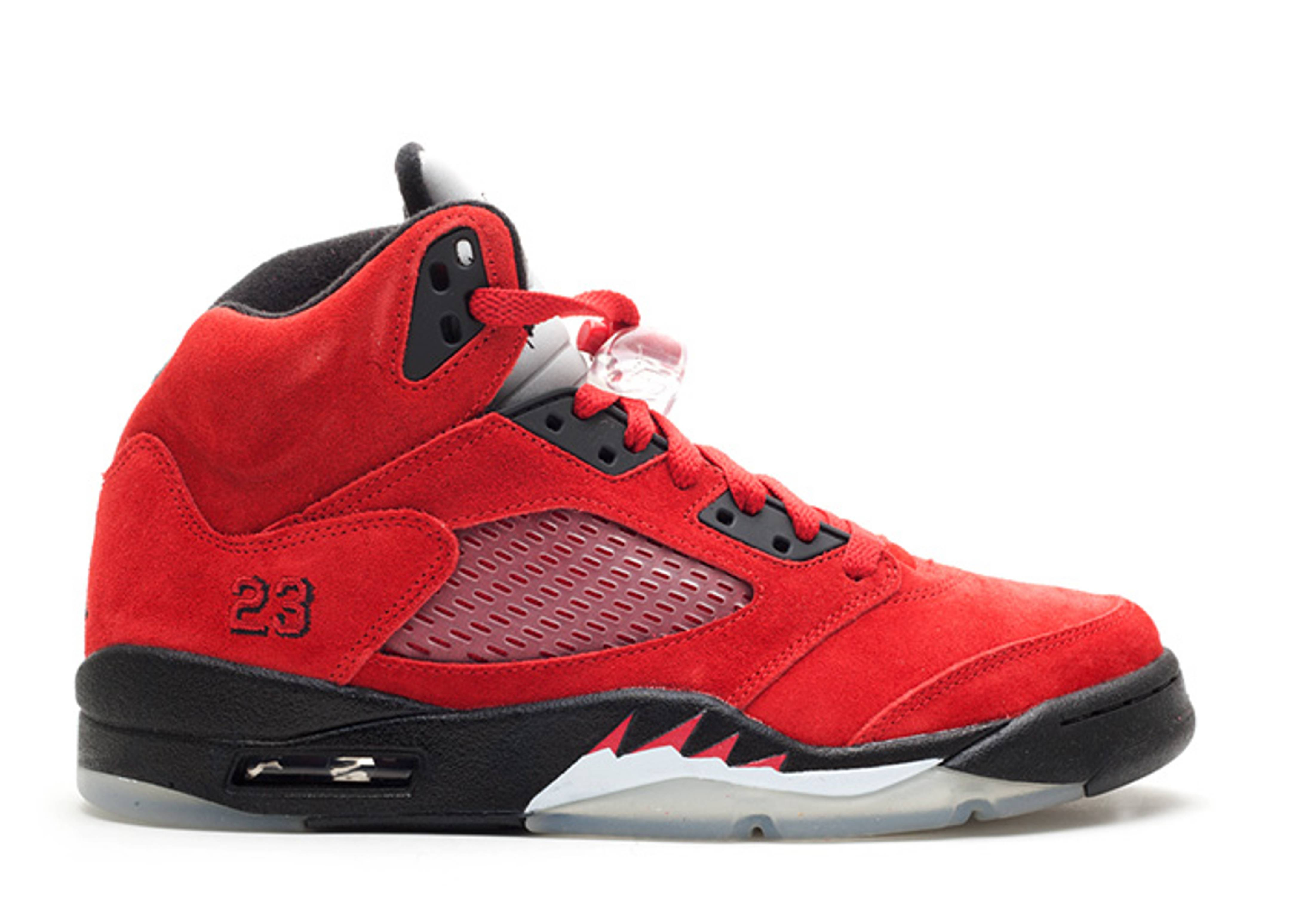 nike air jordan 5 raging bull
