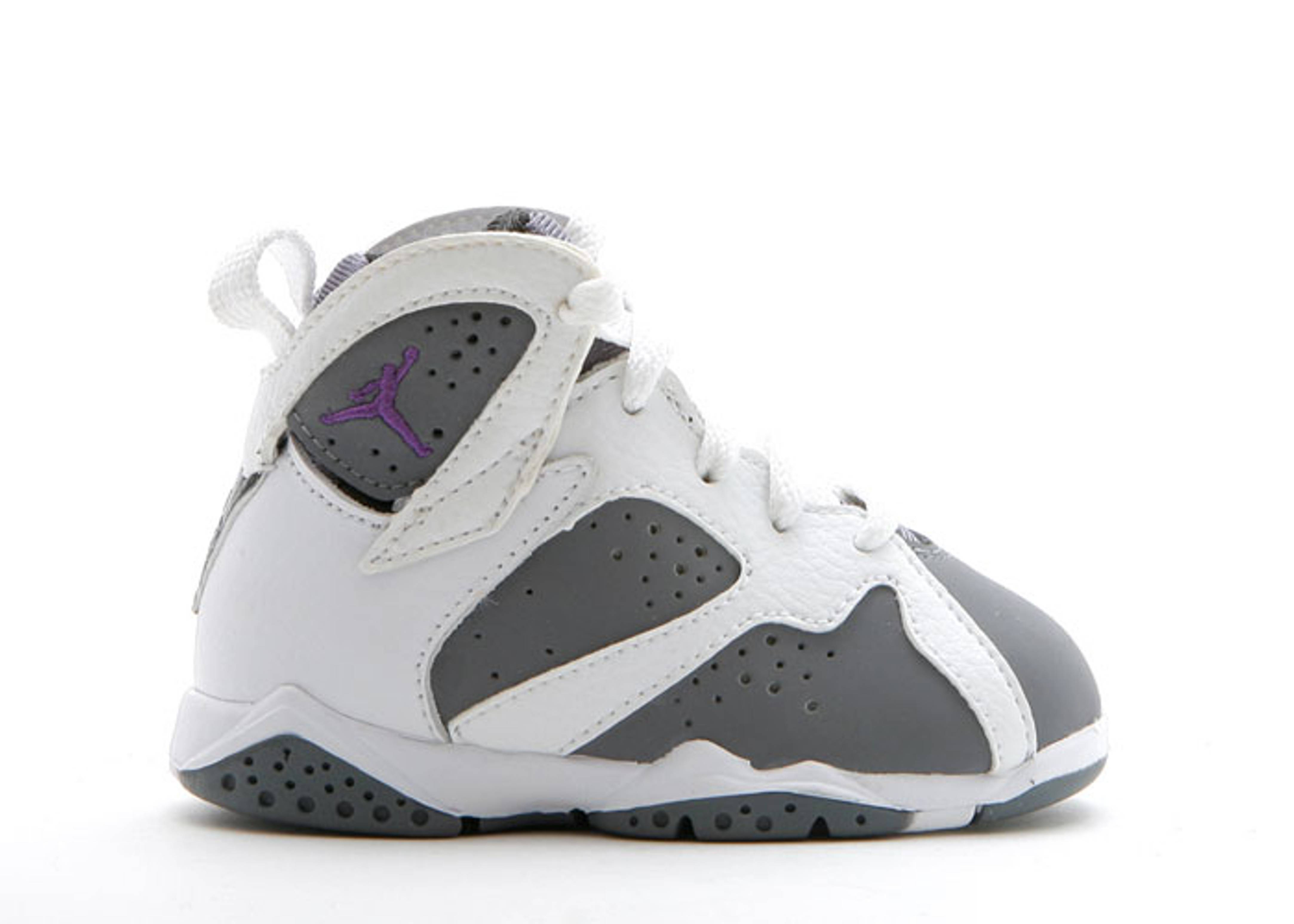 8a75d4bda76d Air Jordan 7 Retro (td) - Air Jordan - 304772 151 - white varsity ...