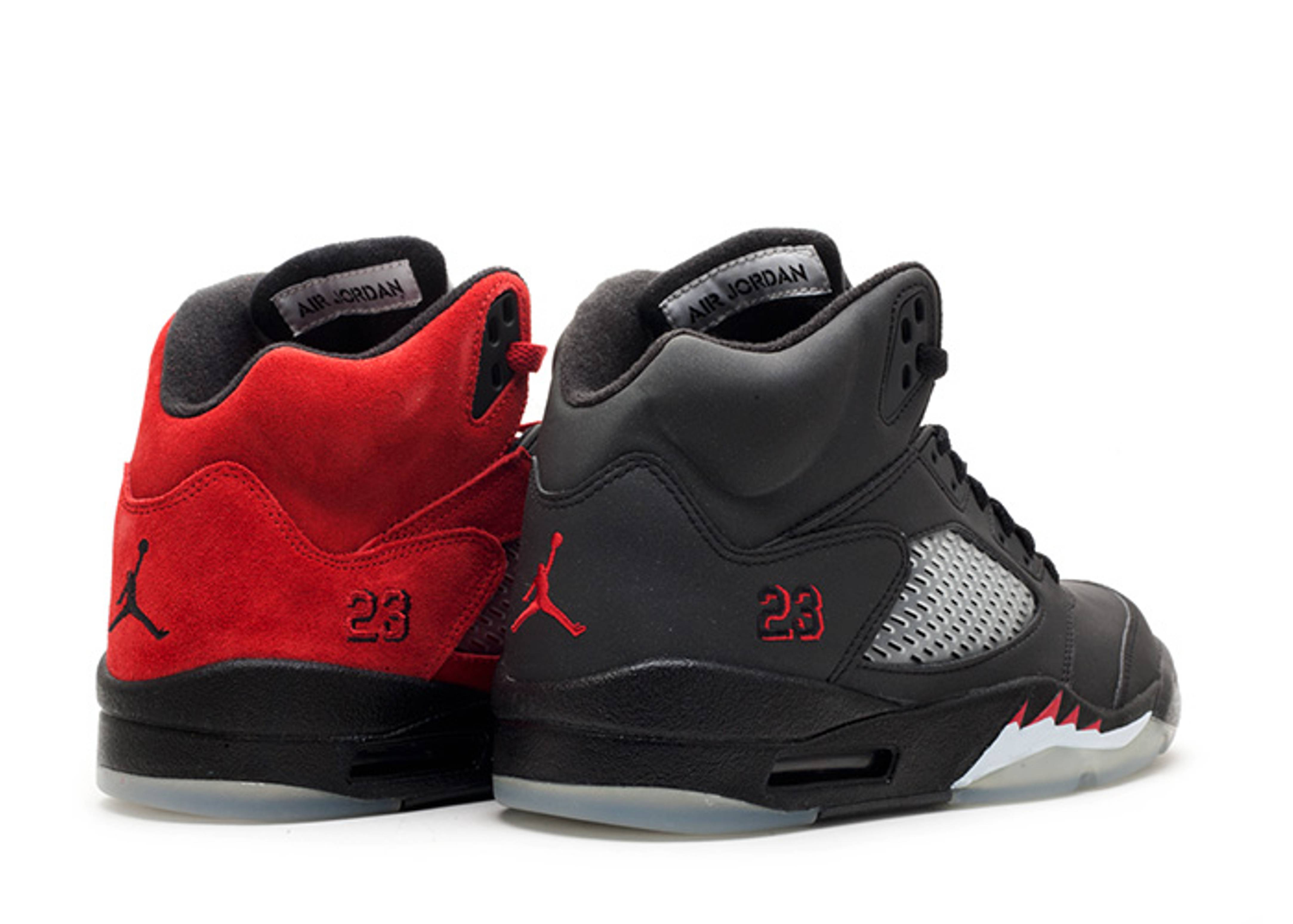 "air jordan 5 retro dmp ""raging bull pack"""