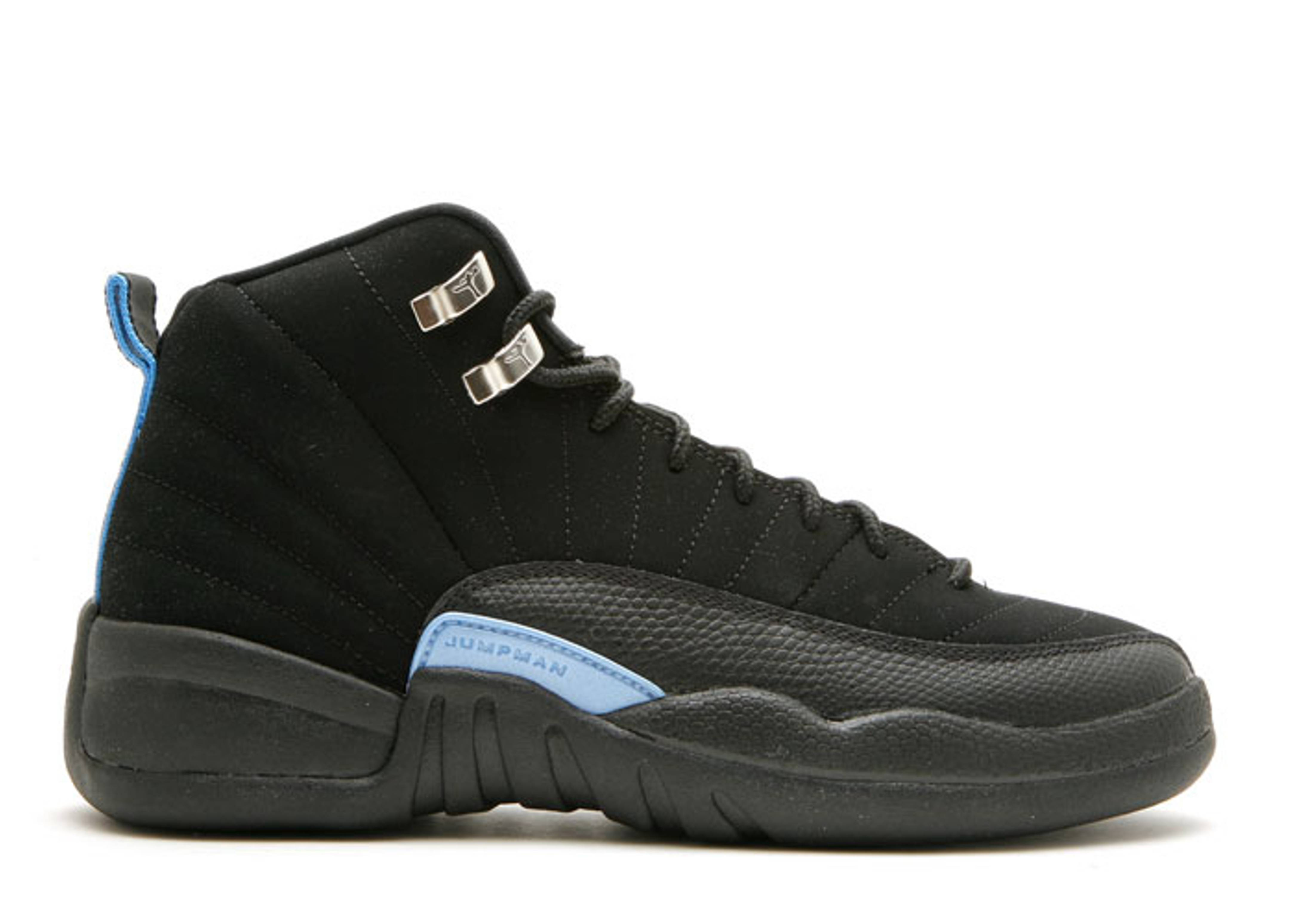 Air Jordan 12 Retro (gs) Zapatos Nubuck