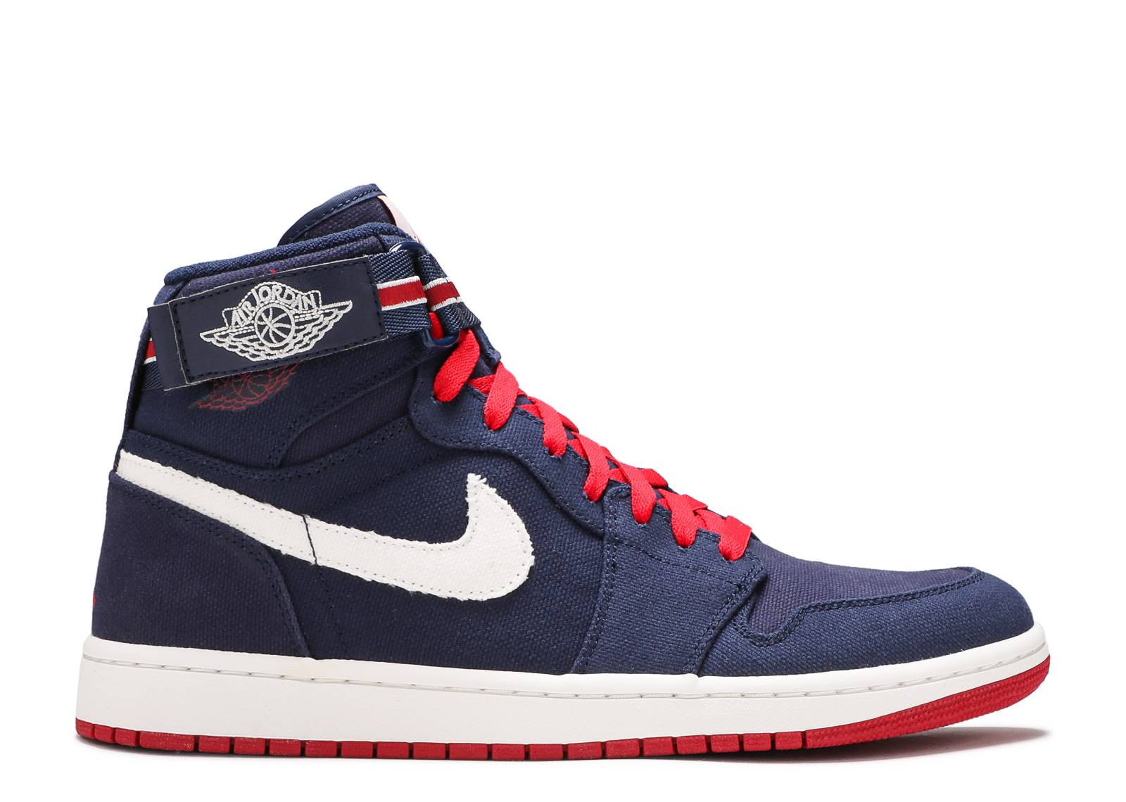 "air jordan 1 high strap ""olympic"""