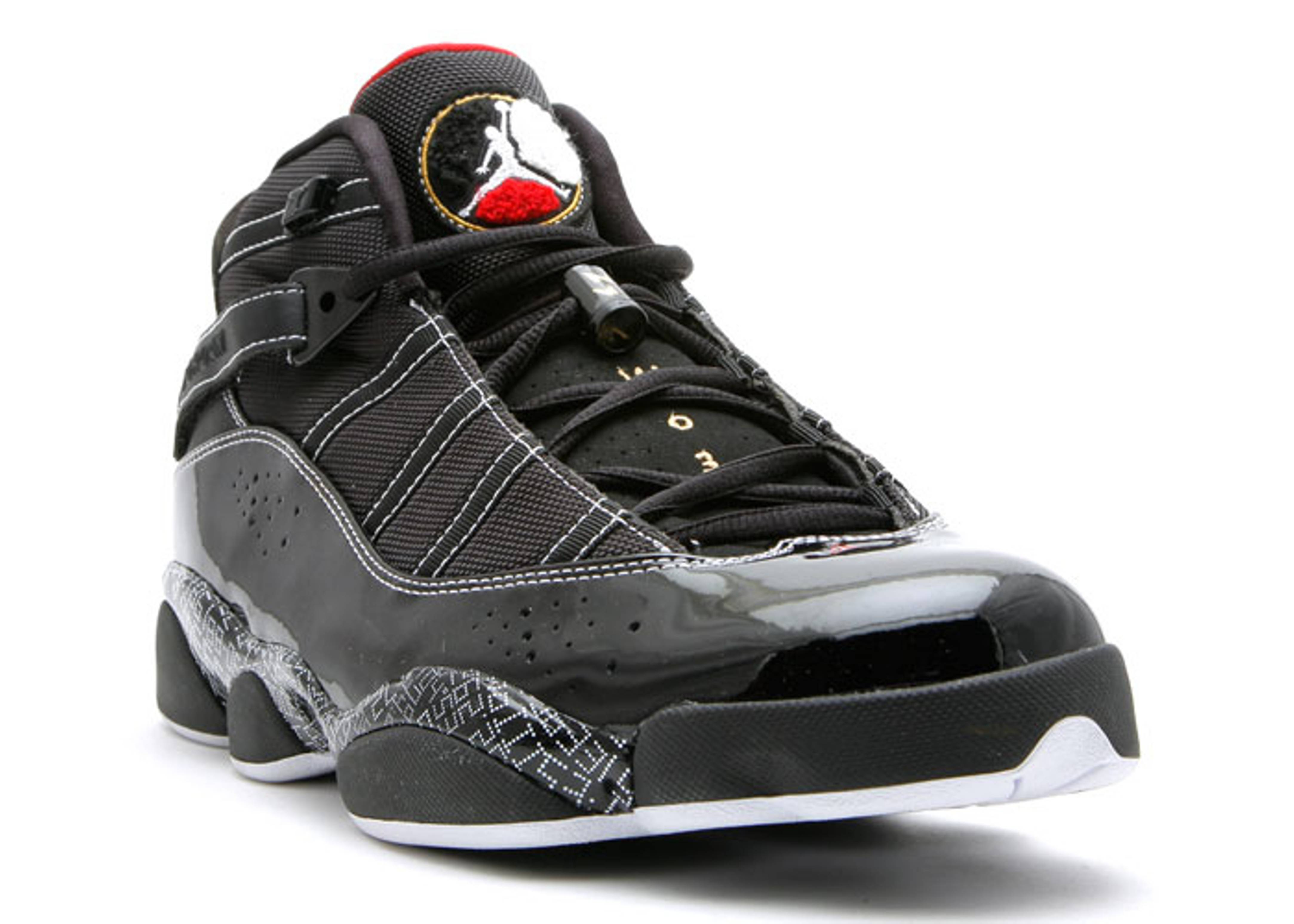 finest selection 35b73 fd28a air jordan 6 six rings hall of fame pack