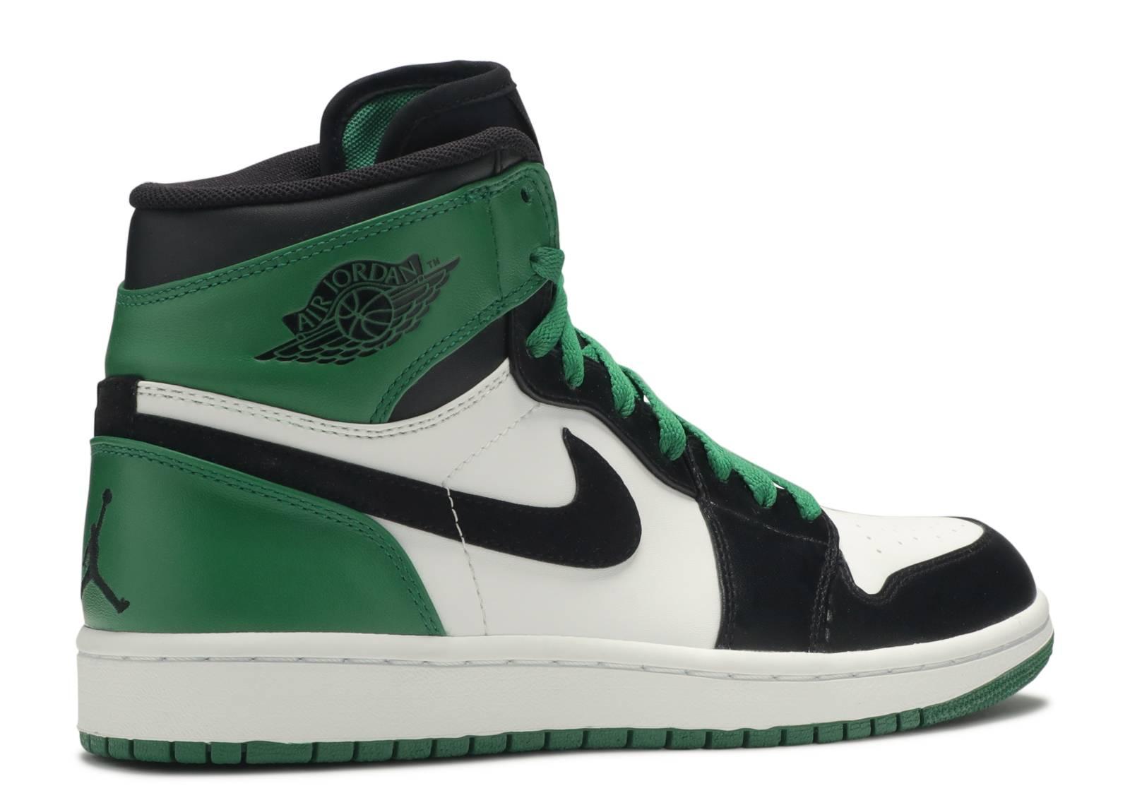 green jordan shoes