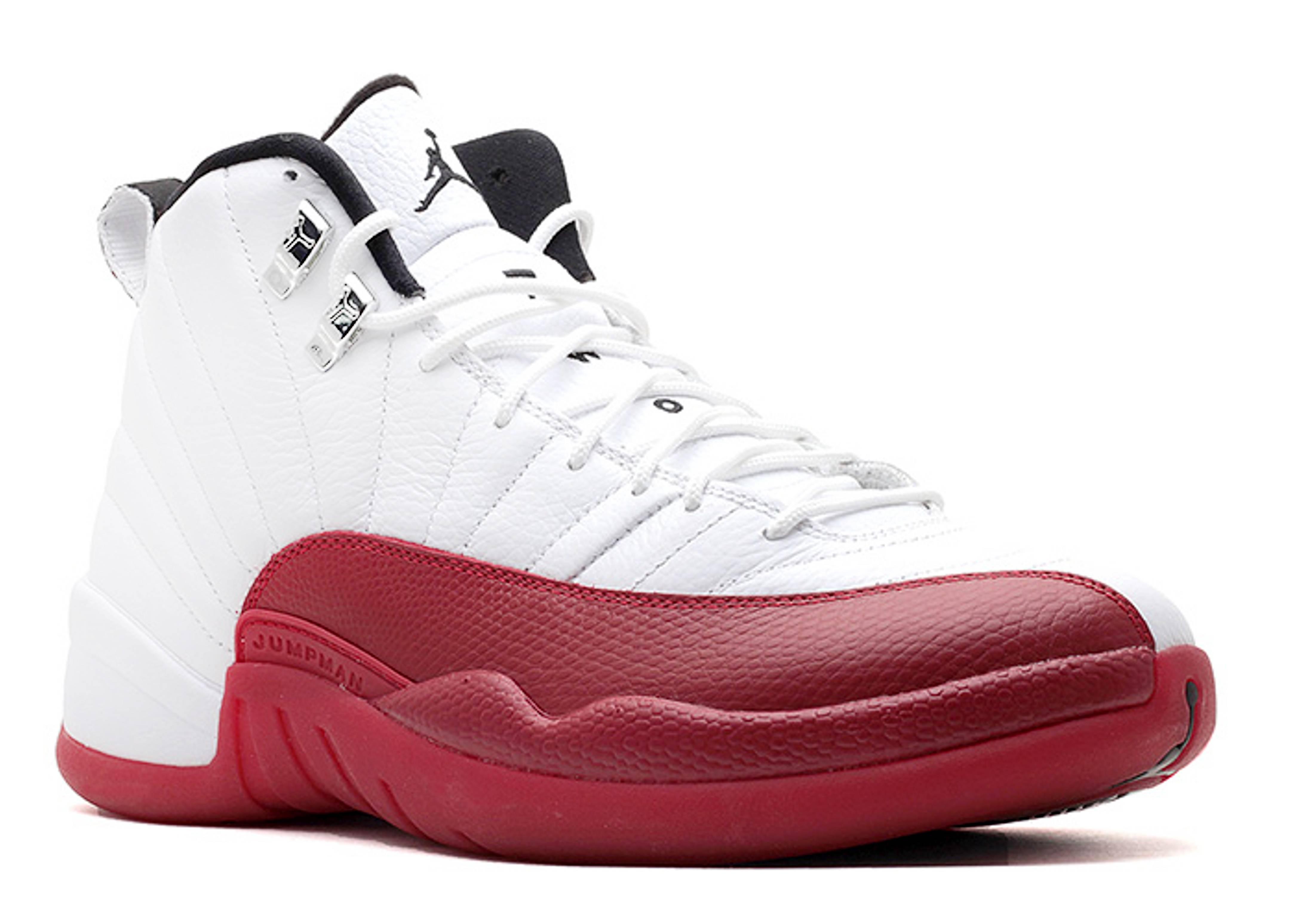 new product f74b2 d3e93 ... Red White Black Release Date  air jordan 12 retro ...