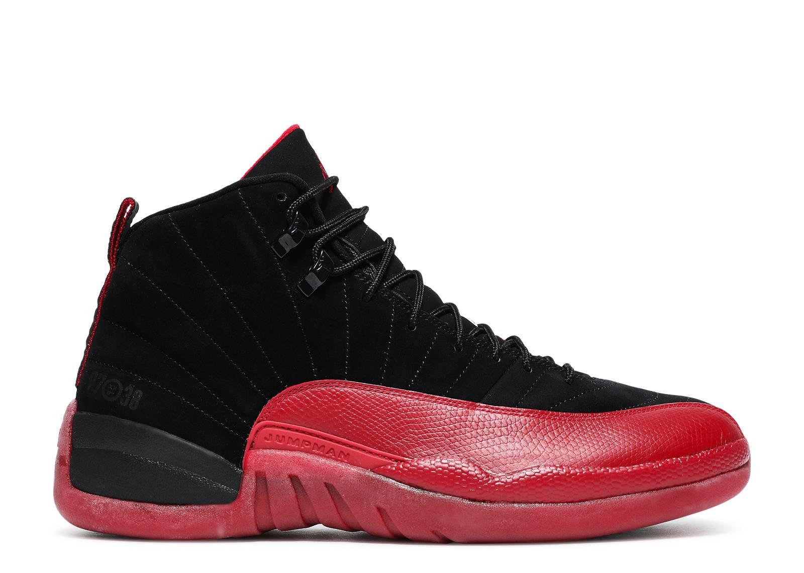 Air Jordan 12 Retro Flu Game 2009 Air Jordan 130690 065