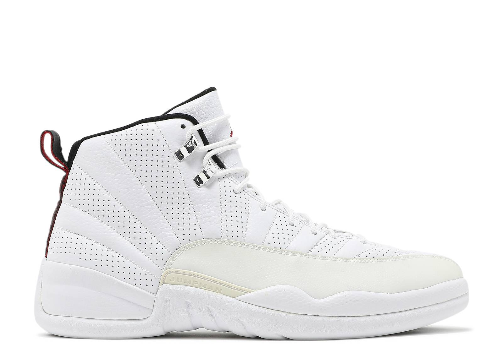 air jordan 12 all white