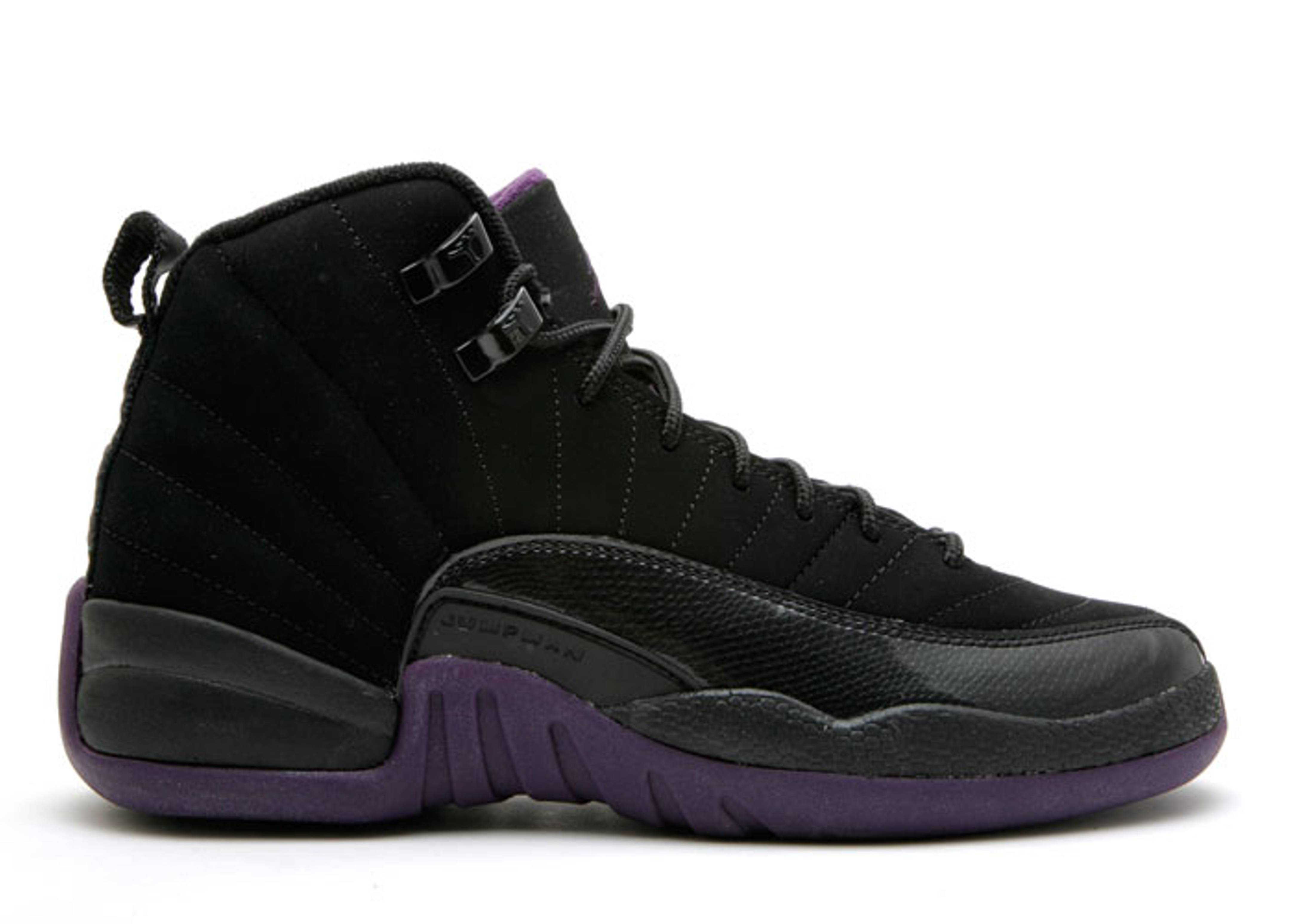 "air jordan 12 retro (gs) ""Grand Purple"""