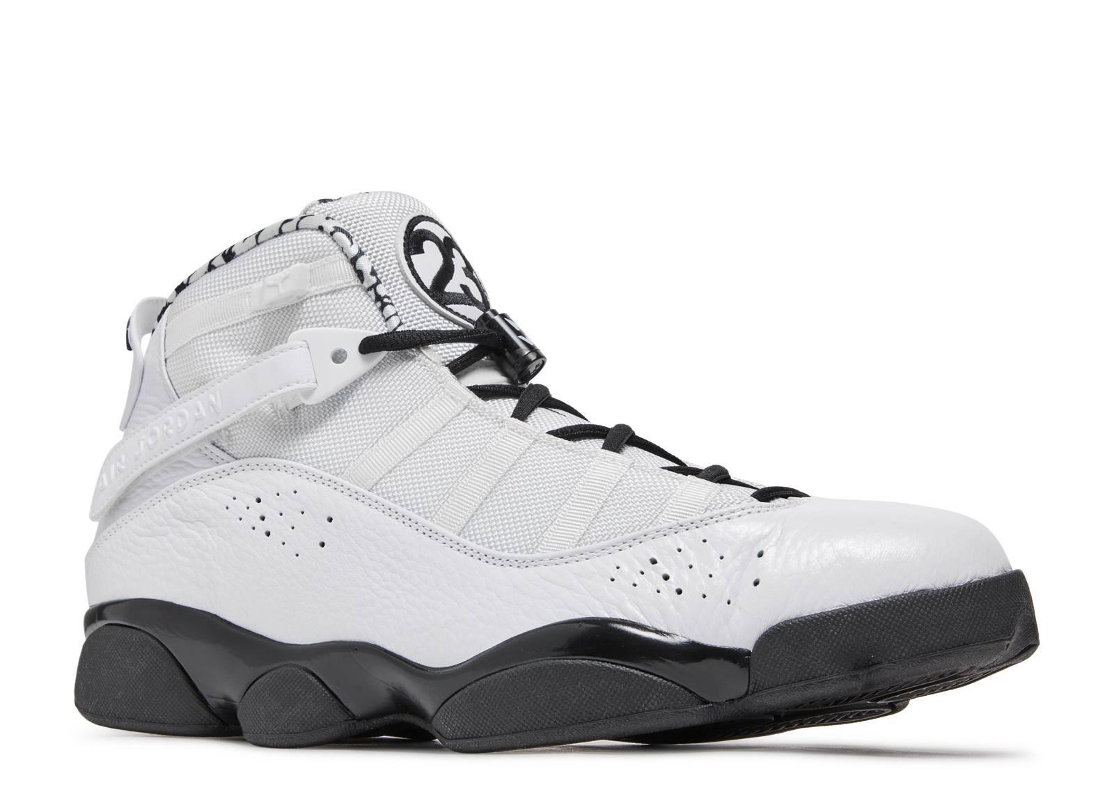 Jordan 6 Rings Premier Quot Motor Sport Quot White Black