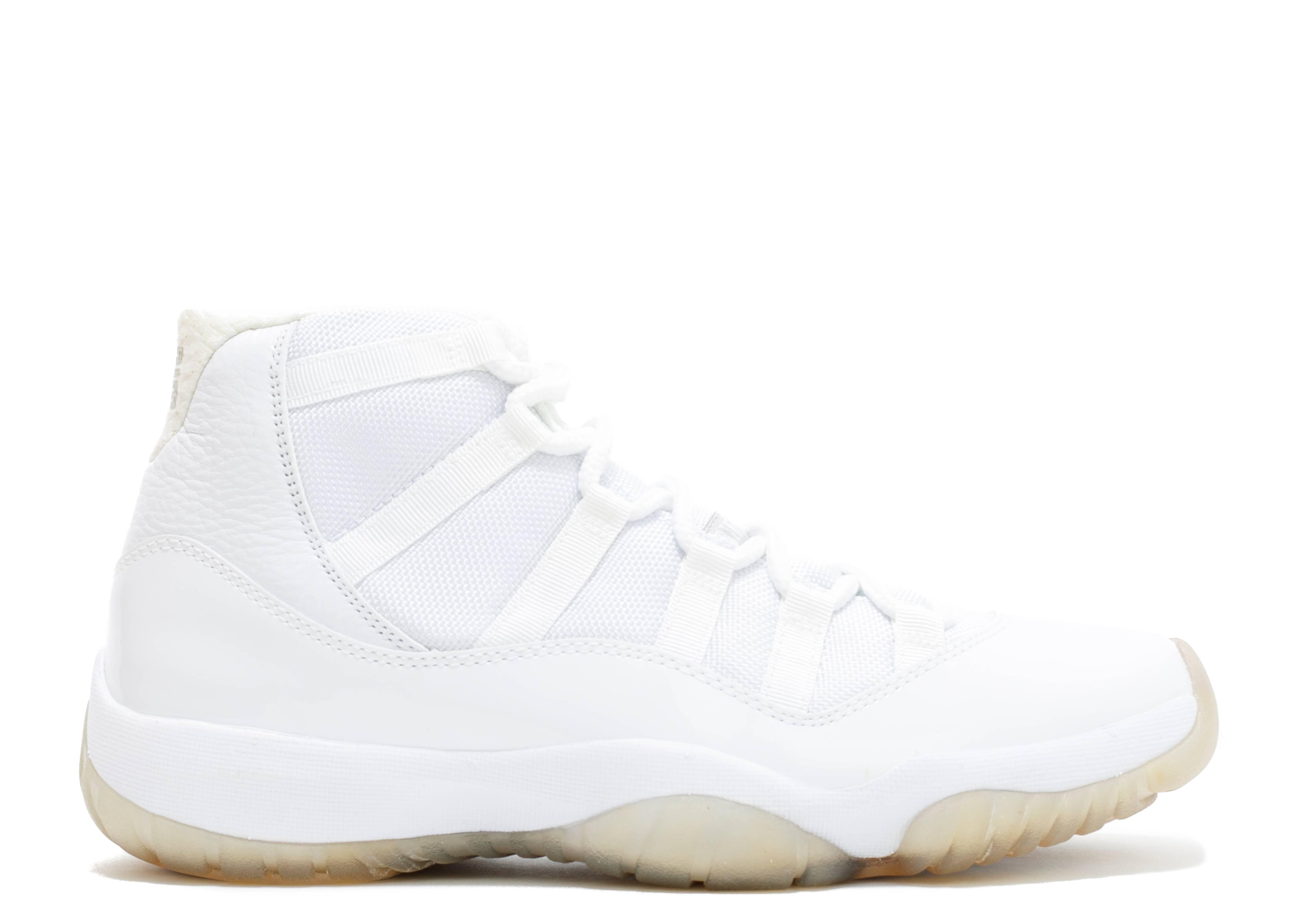 jordan 11 all white