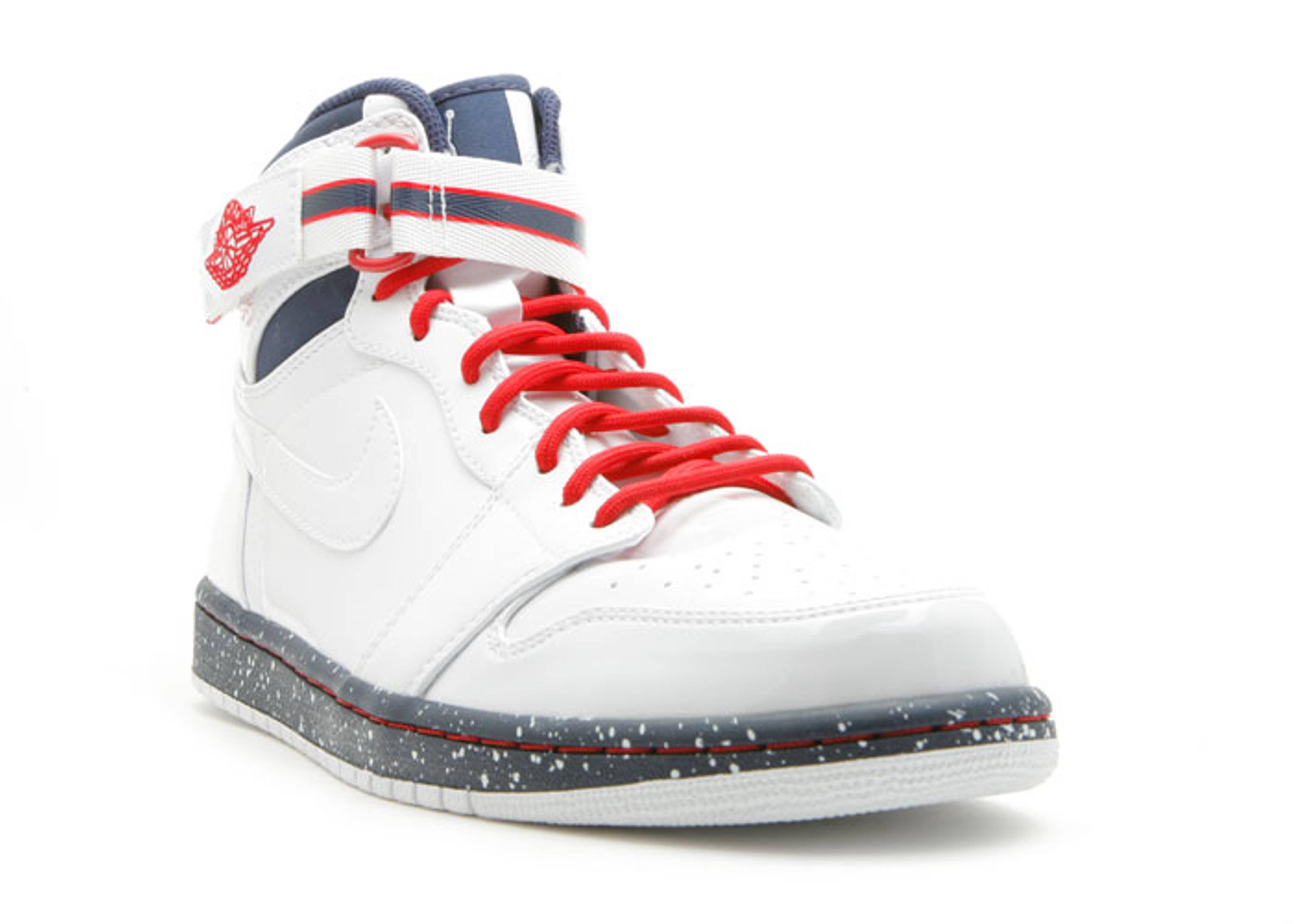0f1b35c5397ec8 Air Jordan 1 Hi Strap Premier