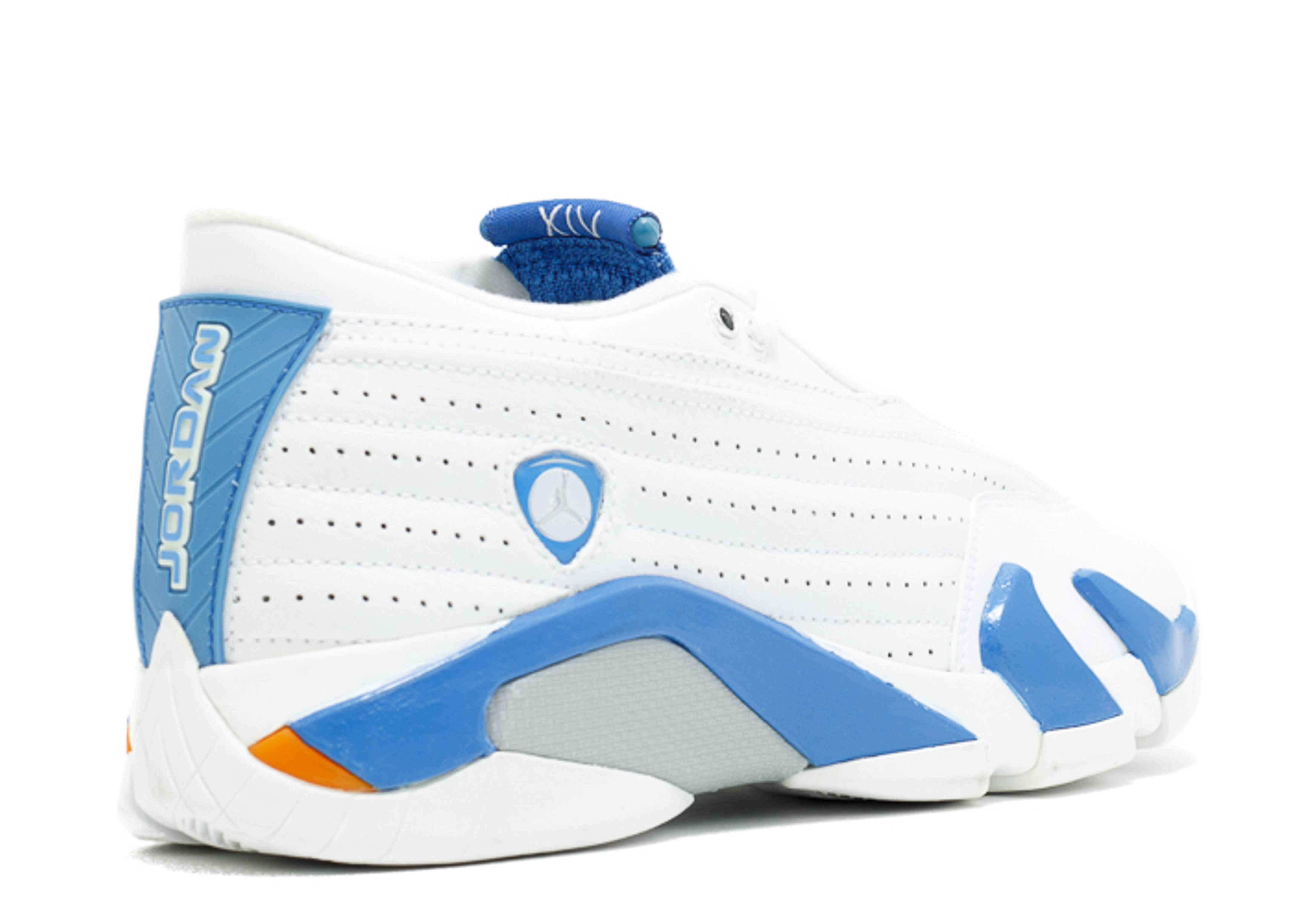 sports shoes 89b25 ff43c air jordan 14 pacific blue