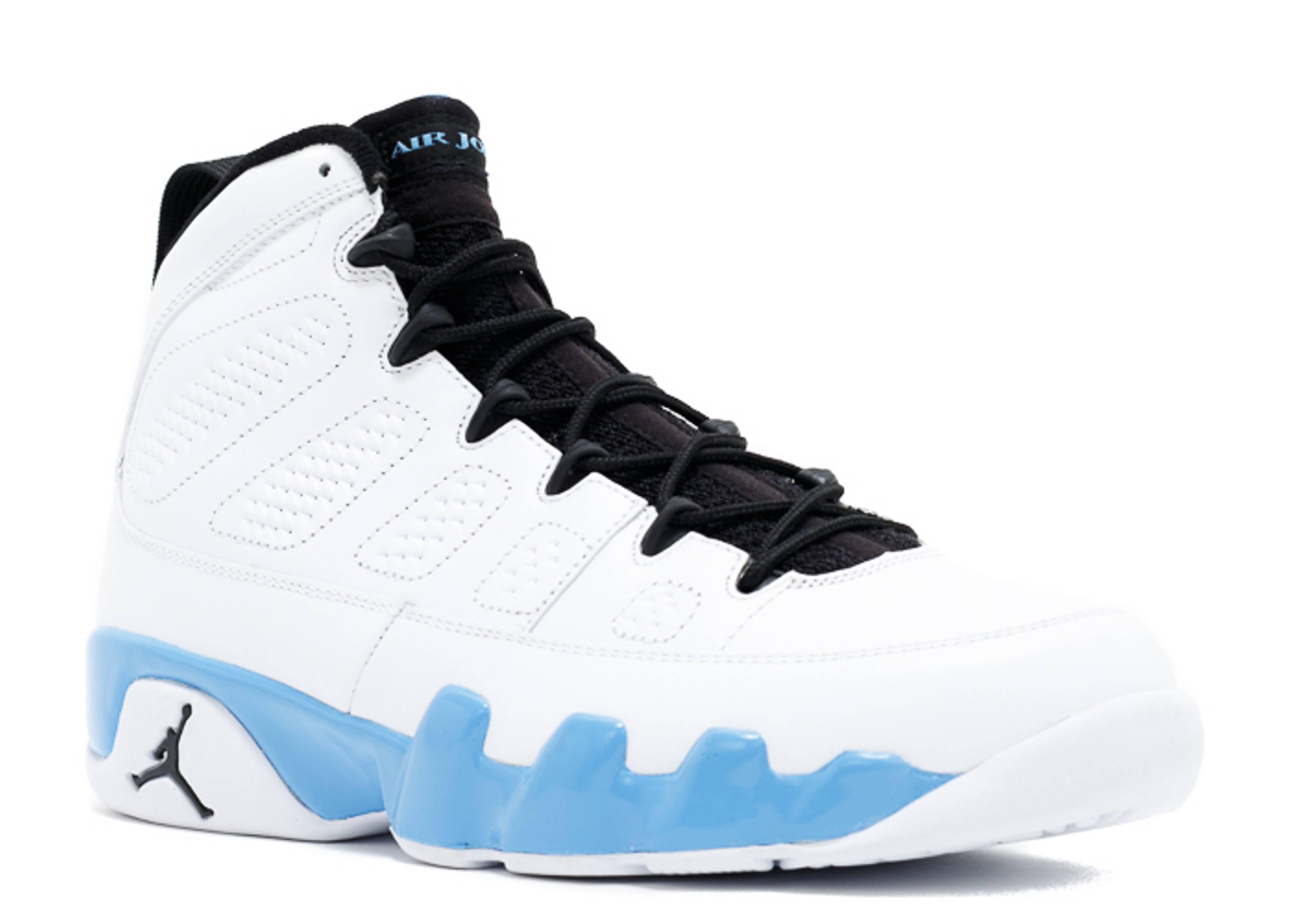 f949fd2e58dde8 cheap jordan 9 white blue