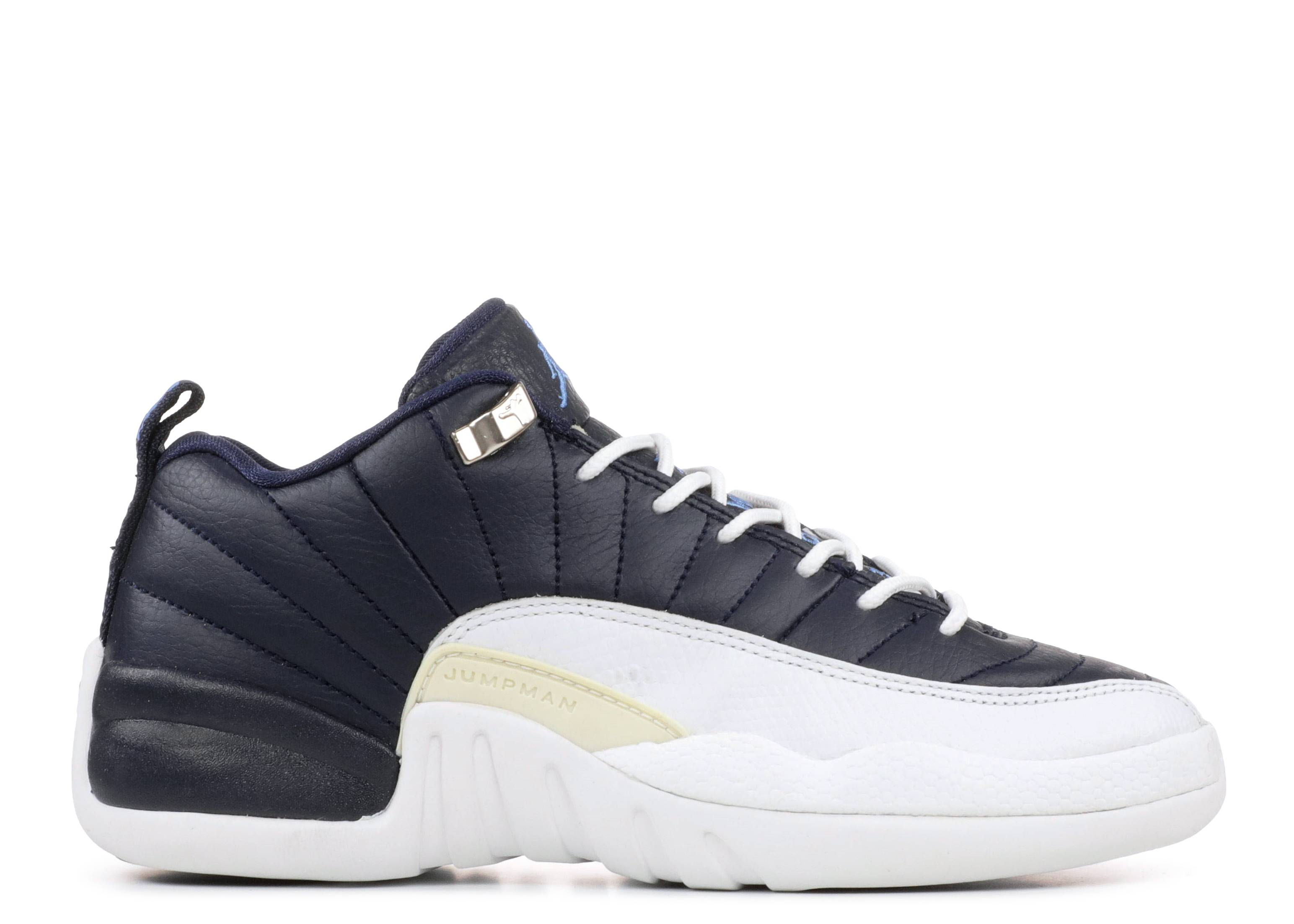 Air Jordan 12 Retro Low (gs) - Air Jordan - 308305 441 - obsidian ... d26ca77ef
