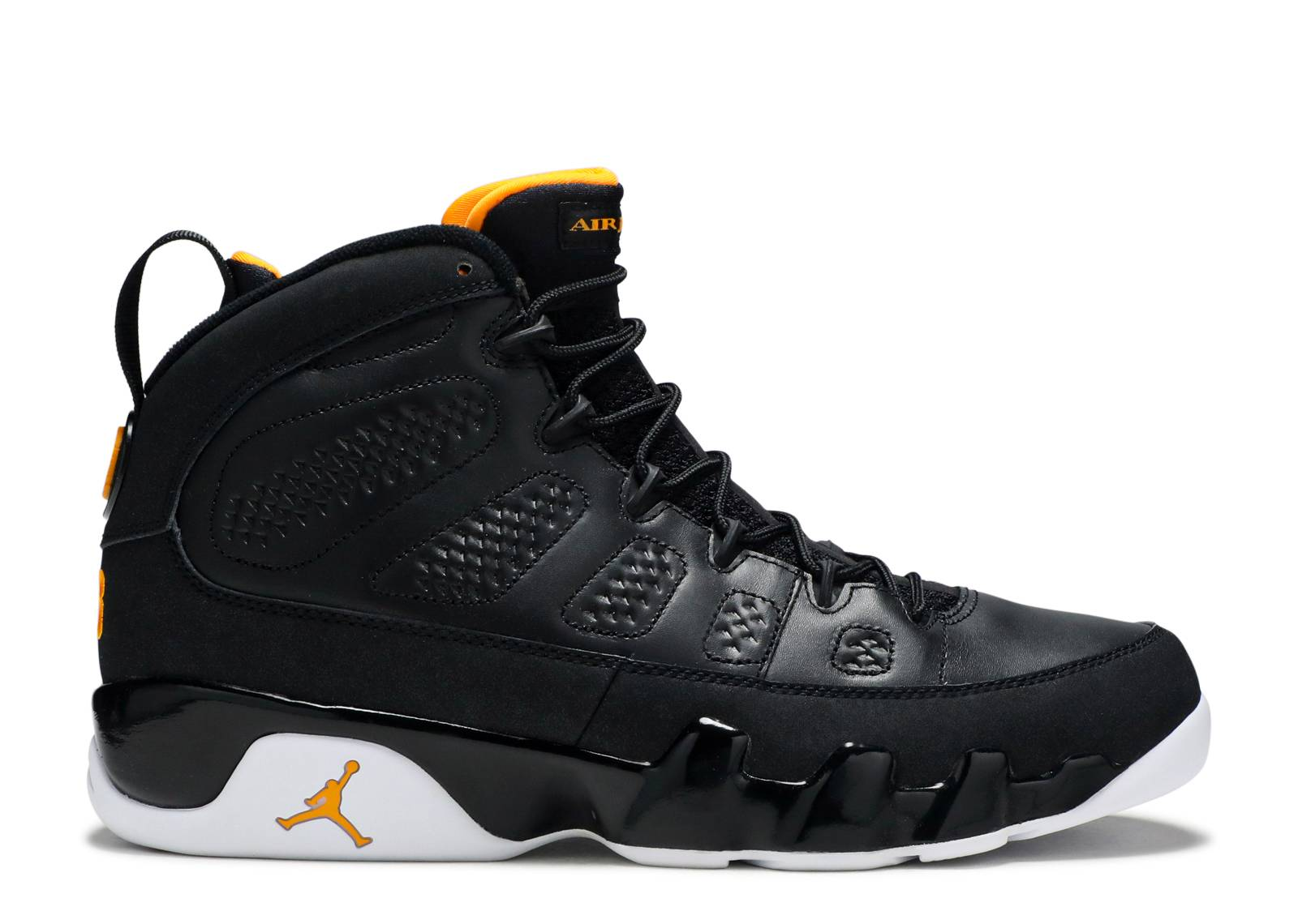 jordan 9 retro black white