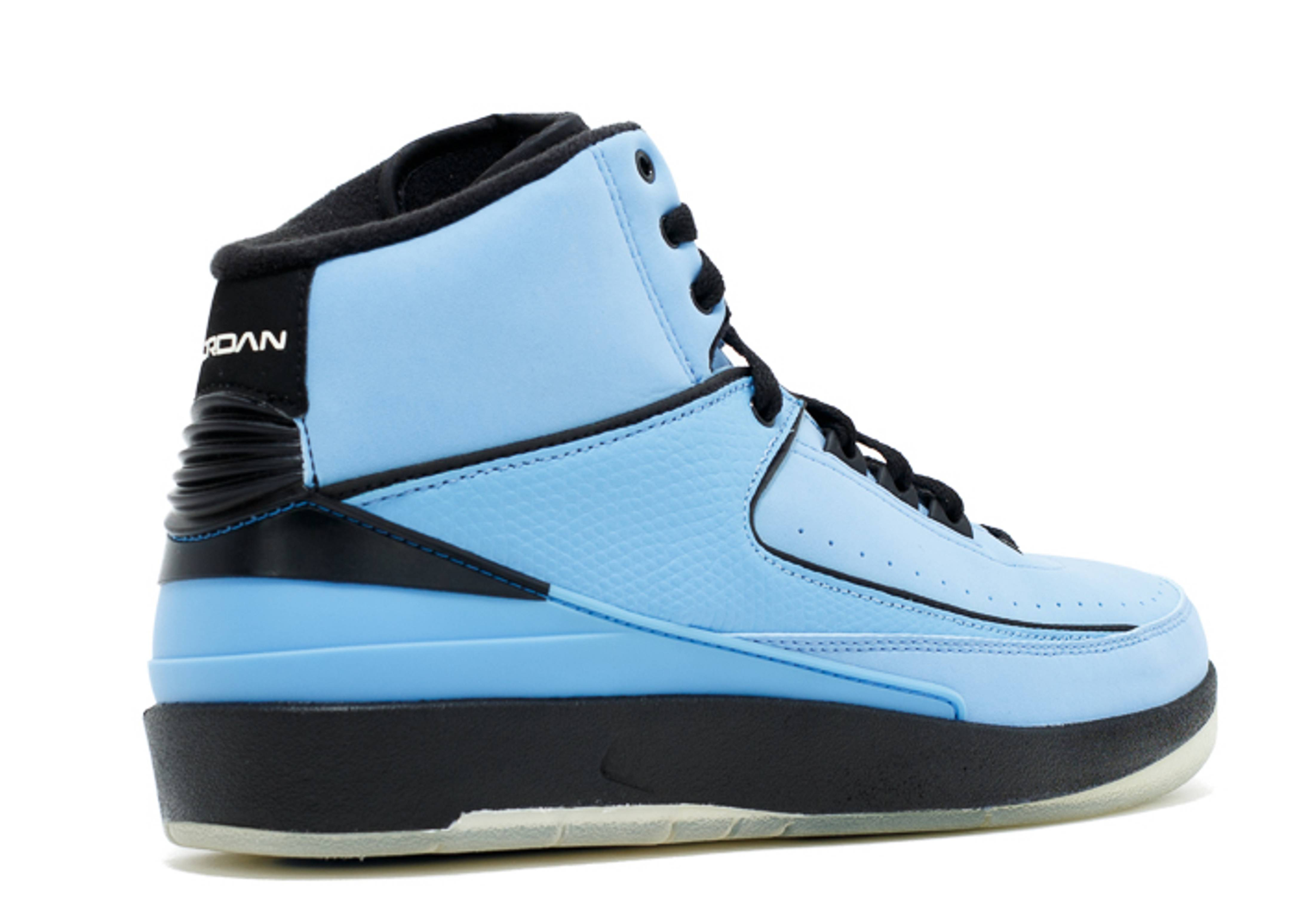 72f6cec2d22 Air Jordan 2 Retro Qf - Air Jordan - 395709 401 - university blue/black-white  | Flight Club