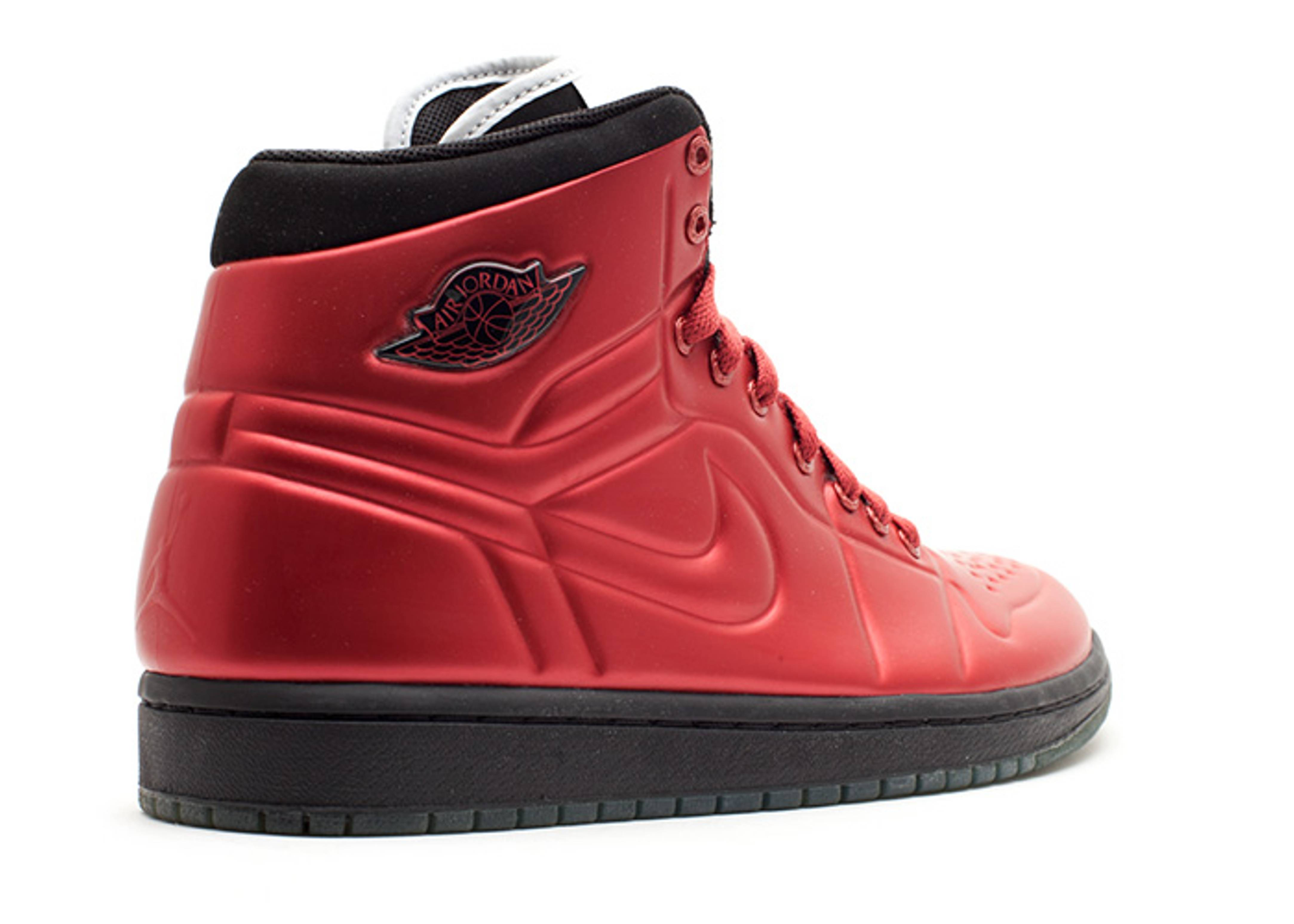 0a3ef7146d22f NICE🔥 Nike Air Jordan 1 Anodized Foamposite Armor 11 University Blue 414823-401  jordan. aj 1 anodized ...