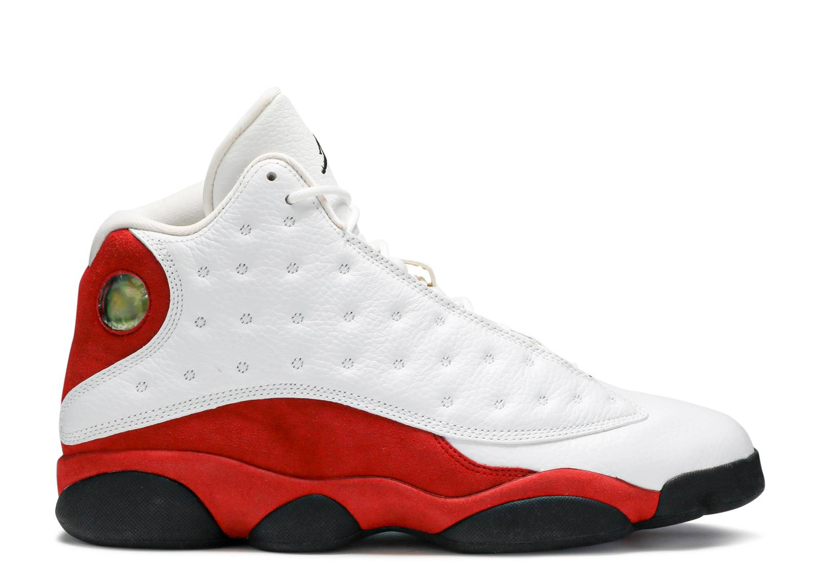Air Jordan 13 Retro White Black Varsity Red