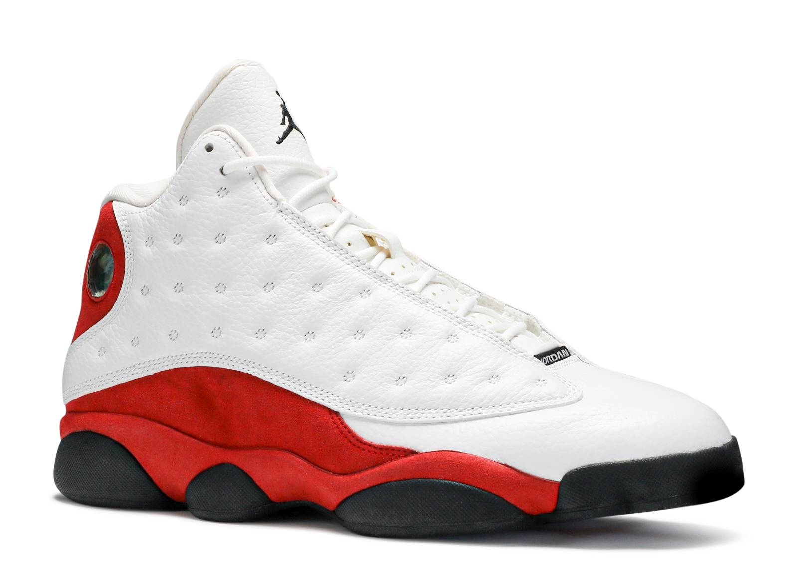 jordan 13 retro white red
