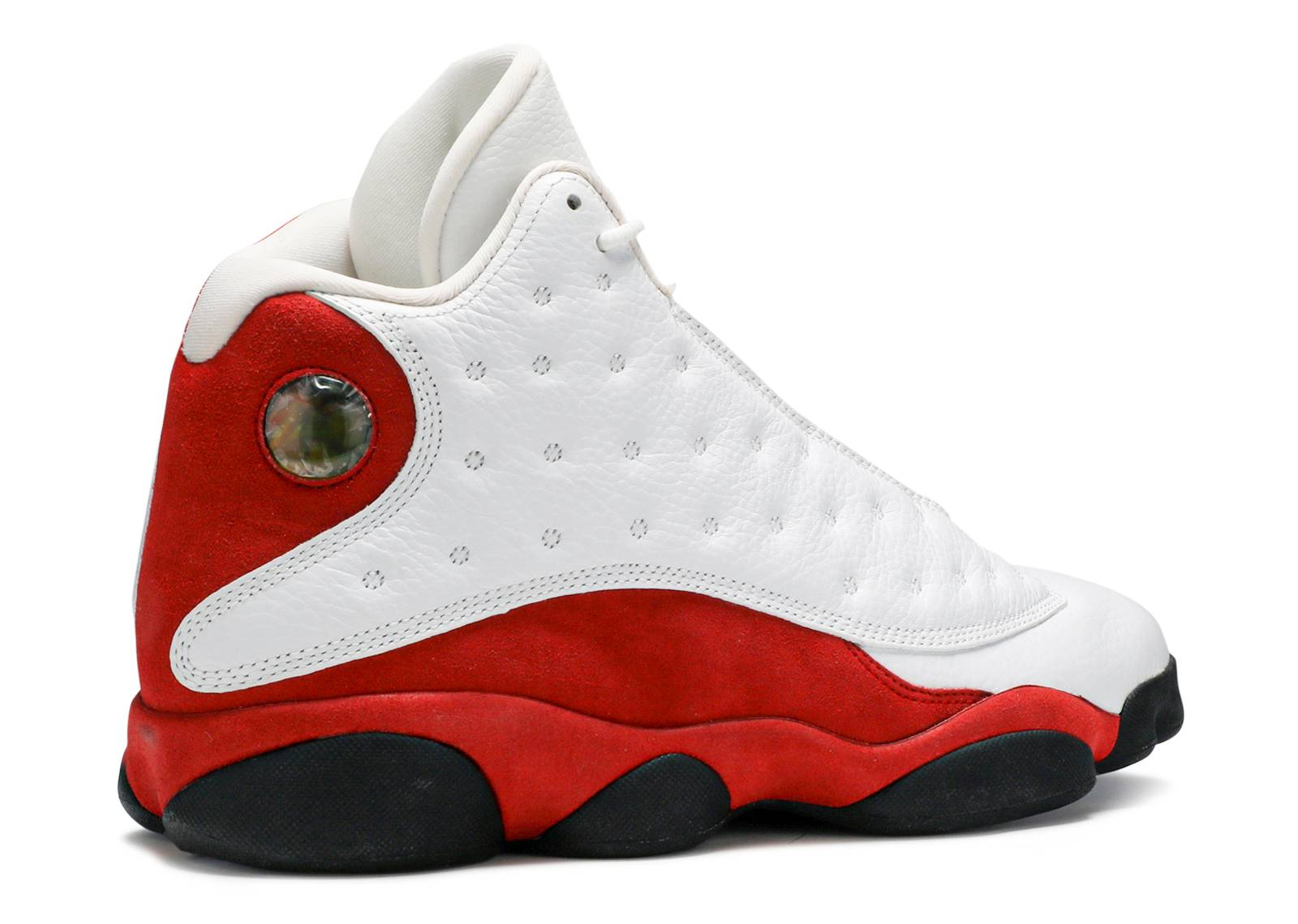 air jordan 13 black red and white