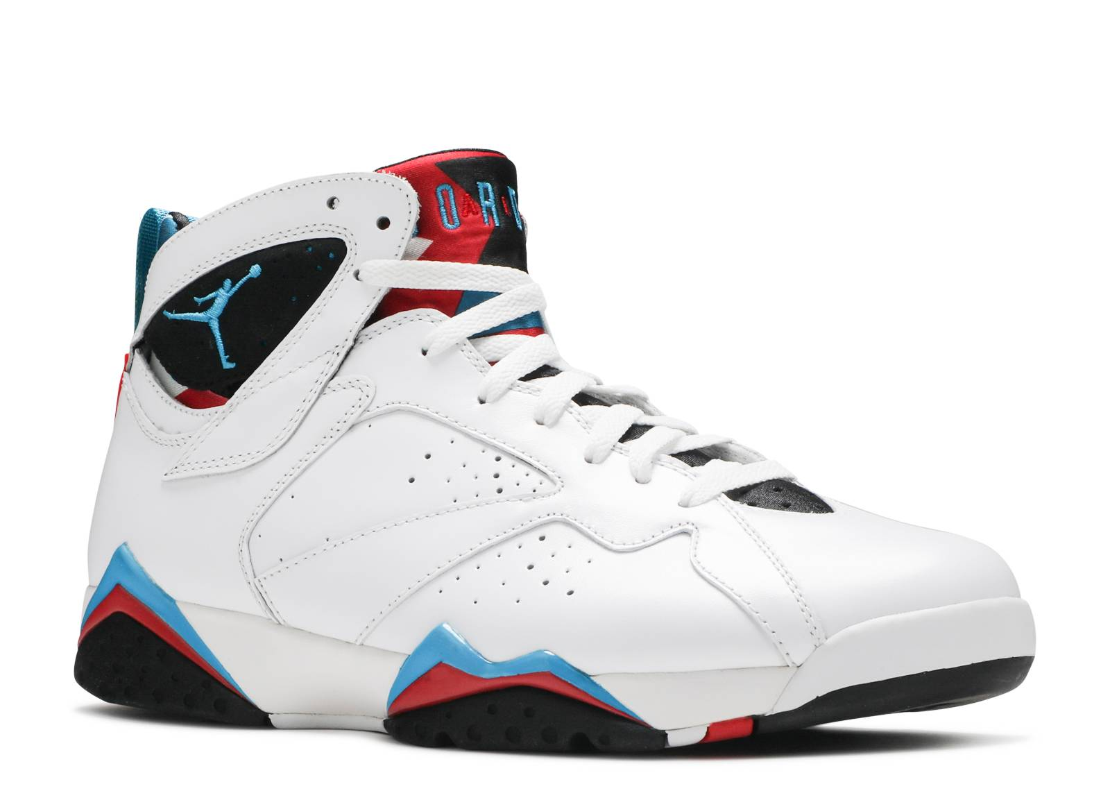 Air Jordan 7 Blue And White