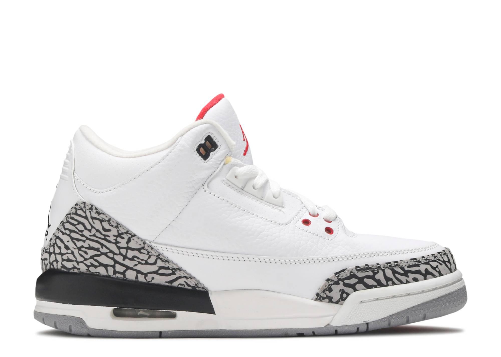 9672642fbd8b Air Jordan 3 Retro (gs)