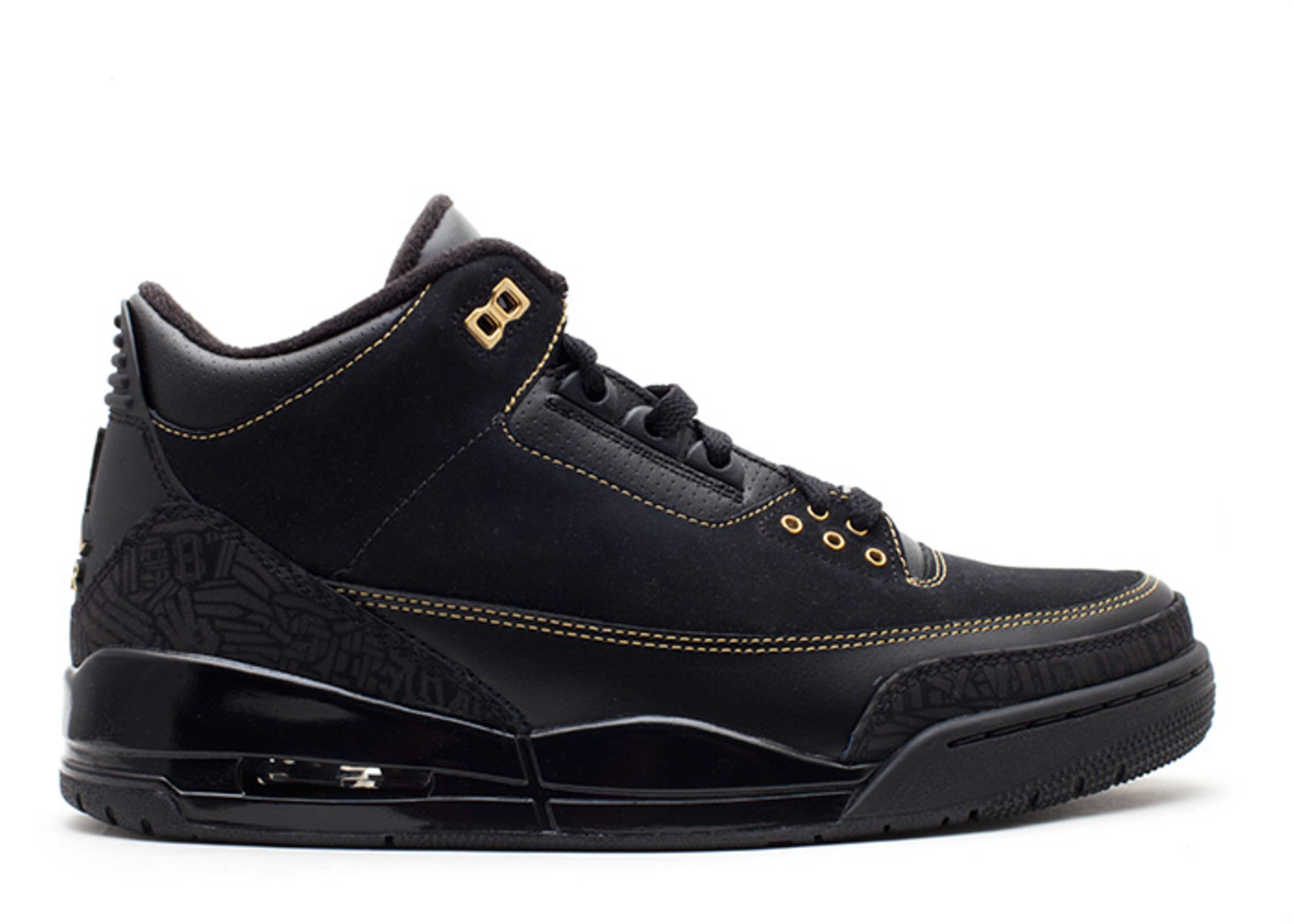 "air jordan 3 bhm ""black history month"""