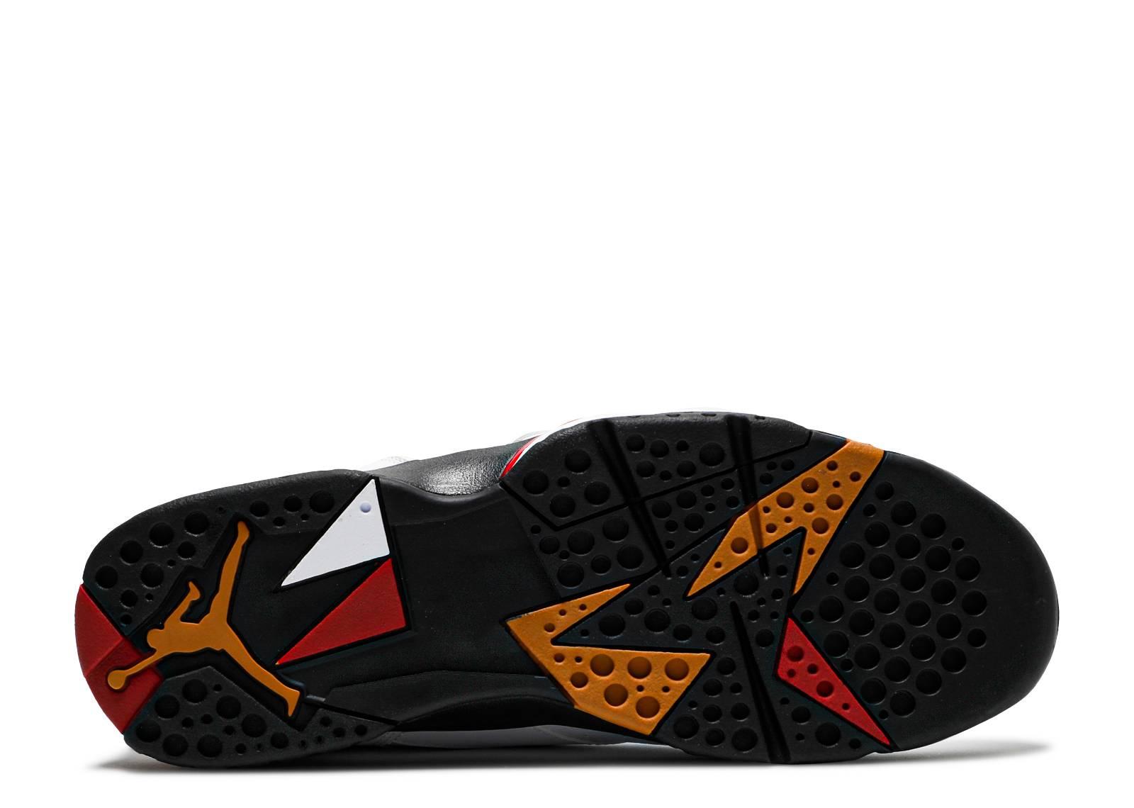 Air Jordan 7 Retro 'Cardinal' 2011