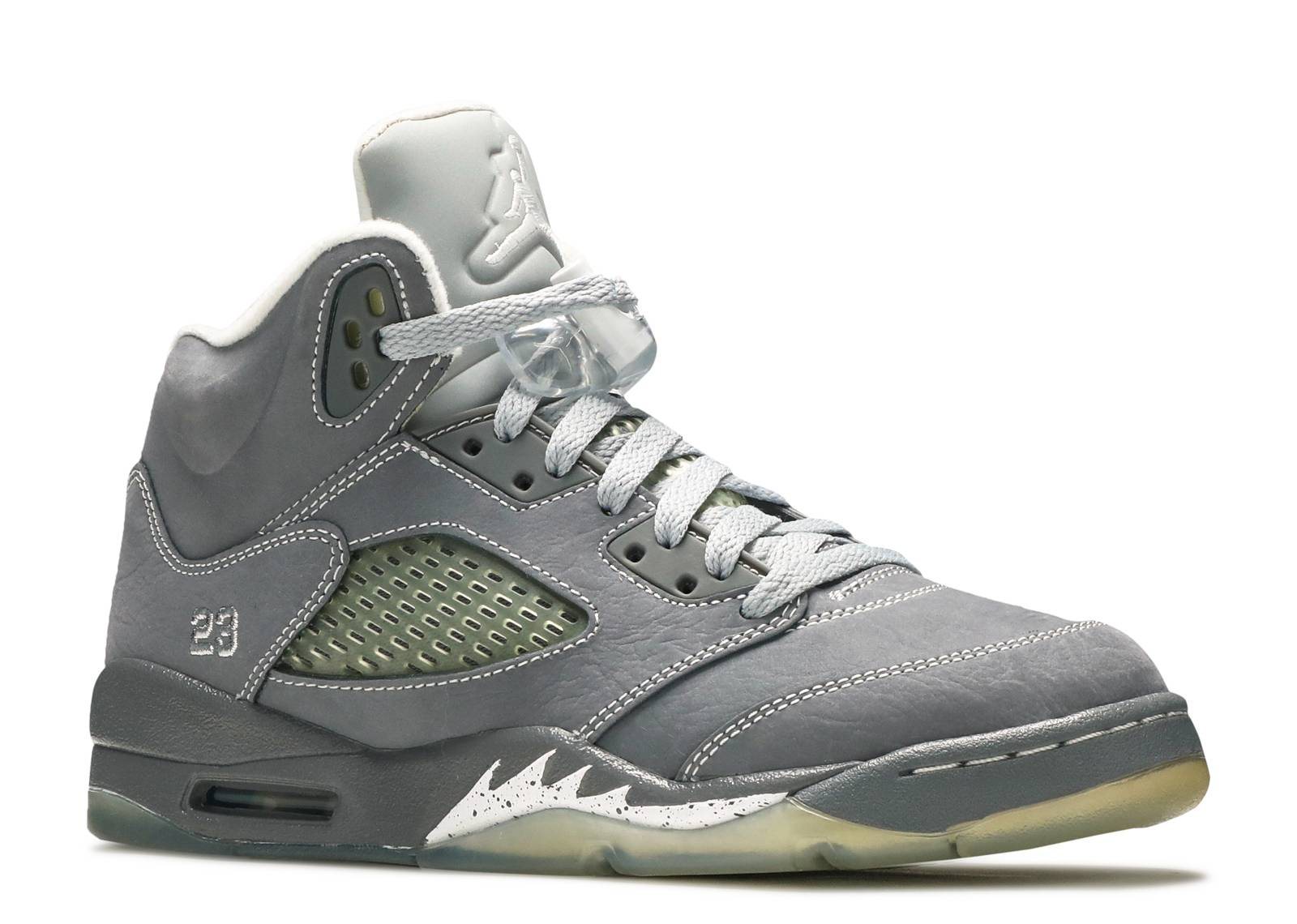 air jordan 5 retro (gs) lt graphite/white-wolf grey | 1600 x 1140 jpeg 239kB
