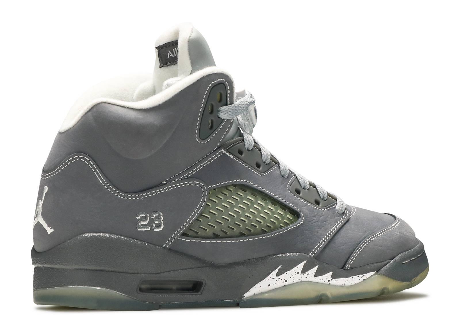 best sneakers a0510 54709 air jordan 5 retro (gs)