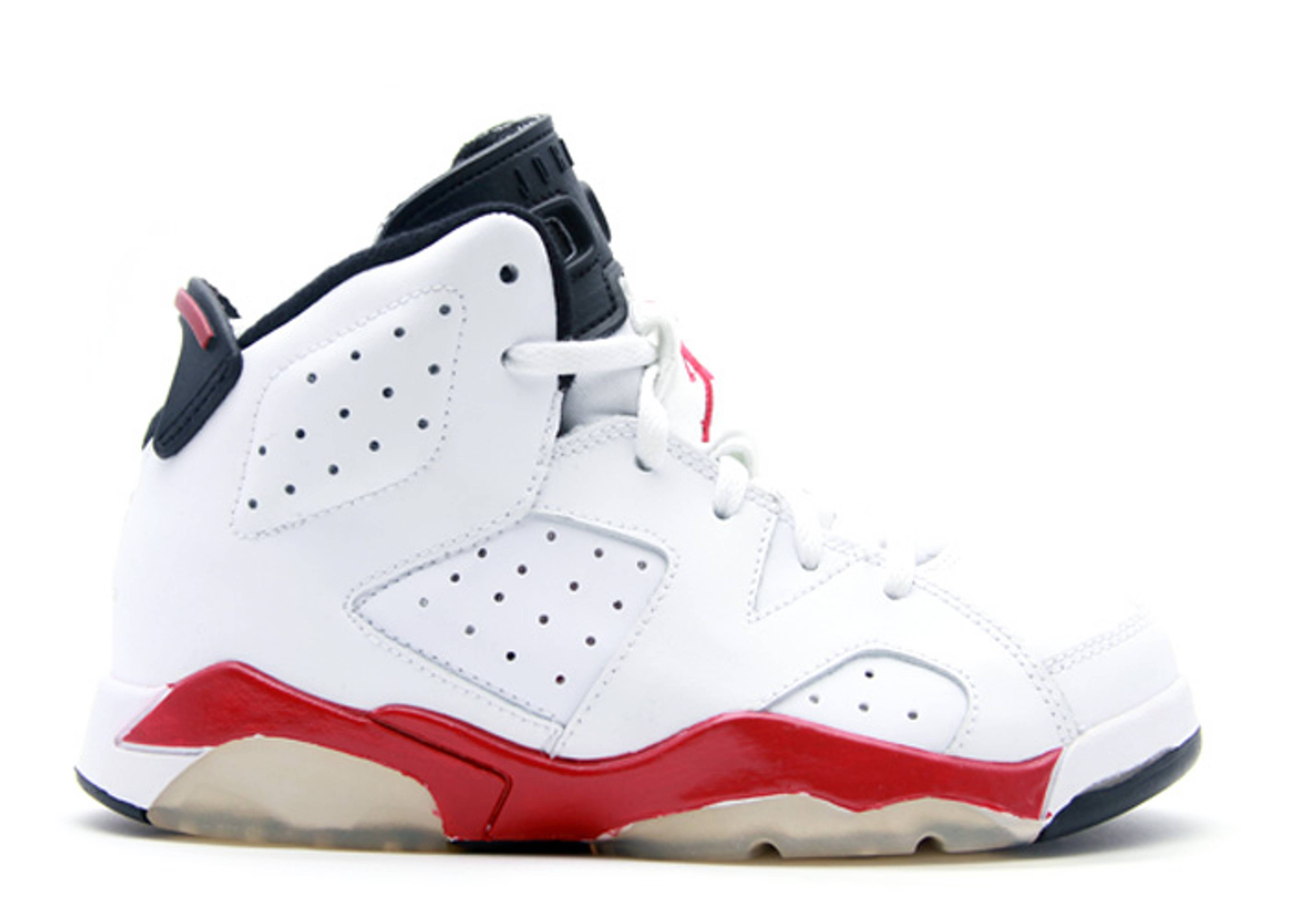 "air jordan 6 retro (ps) ""bulls"""